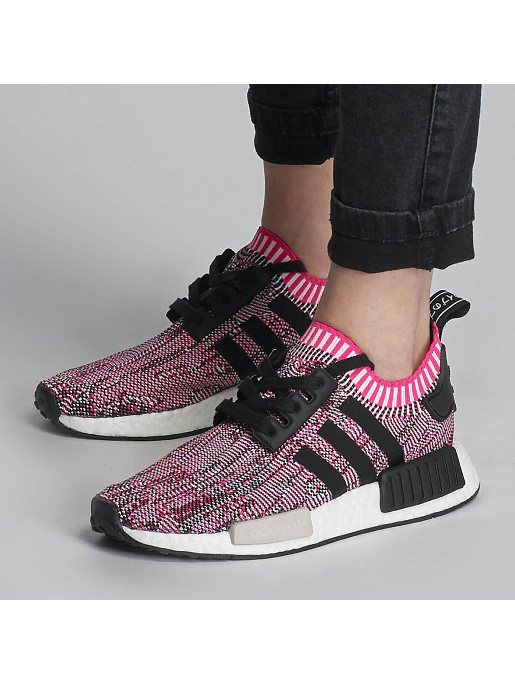 Sneaker NMD R1 Primeknit in pink