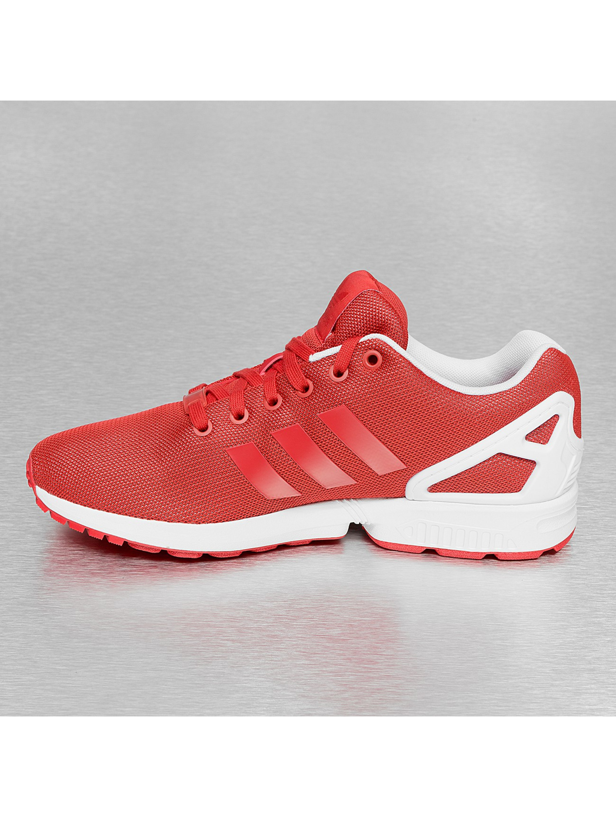 adidas zx flux rood dames