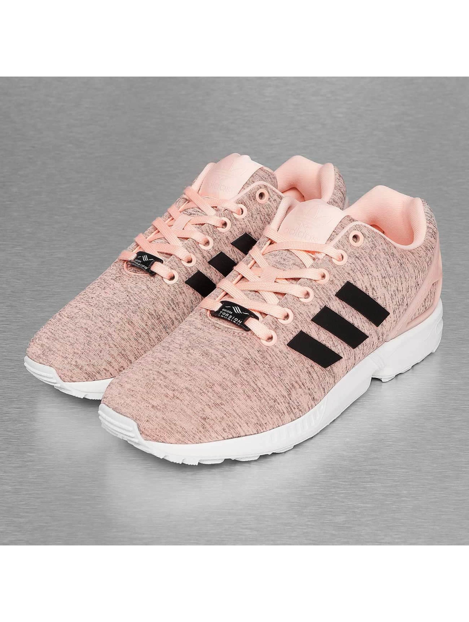 Sneaker ZX Flux W in rosa