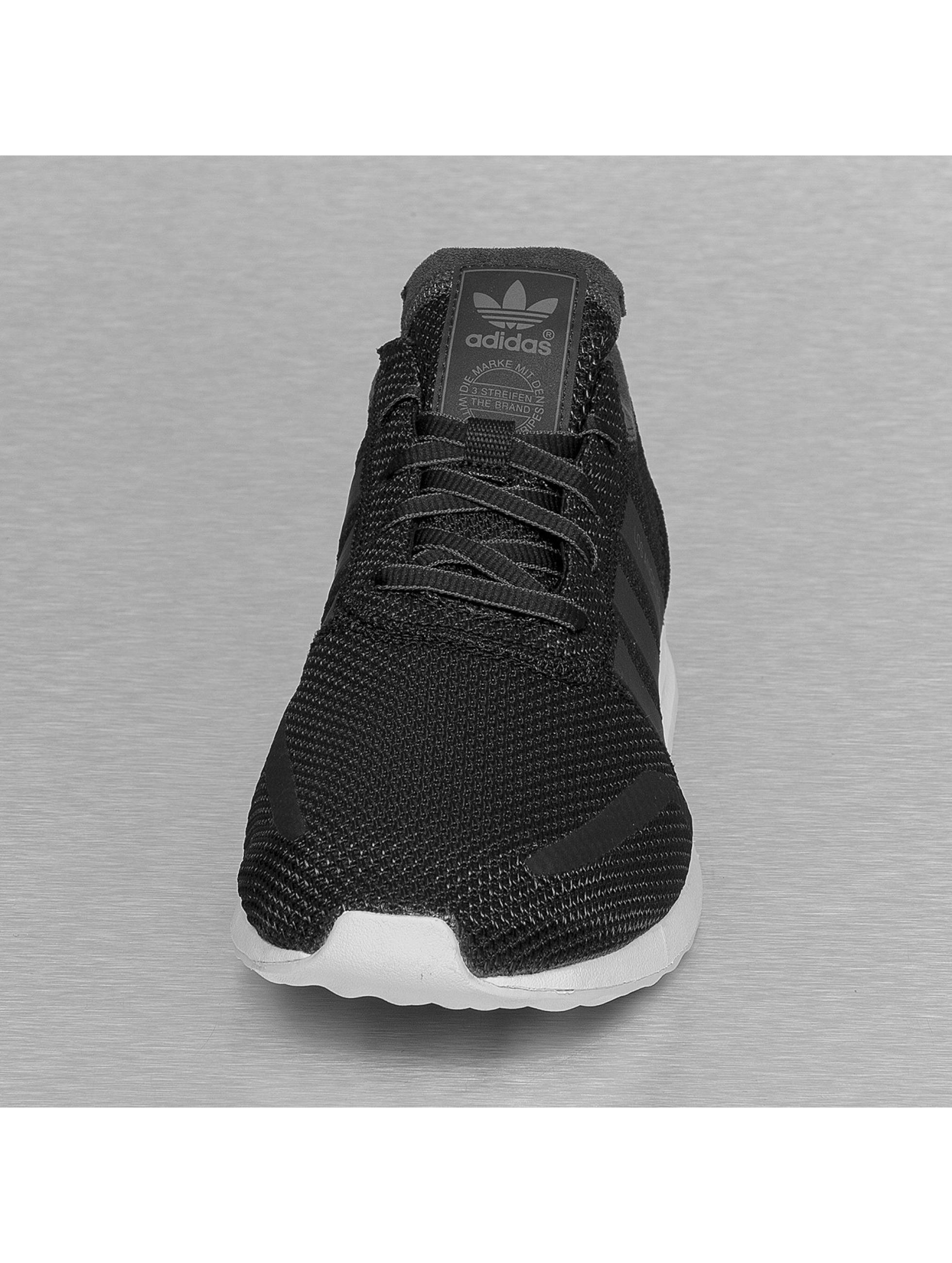 adidas schuhe schwarz stoff