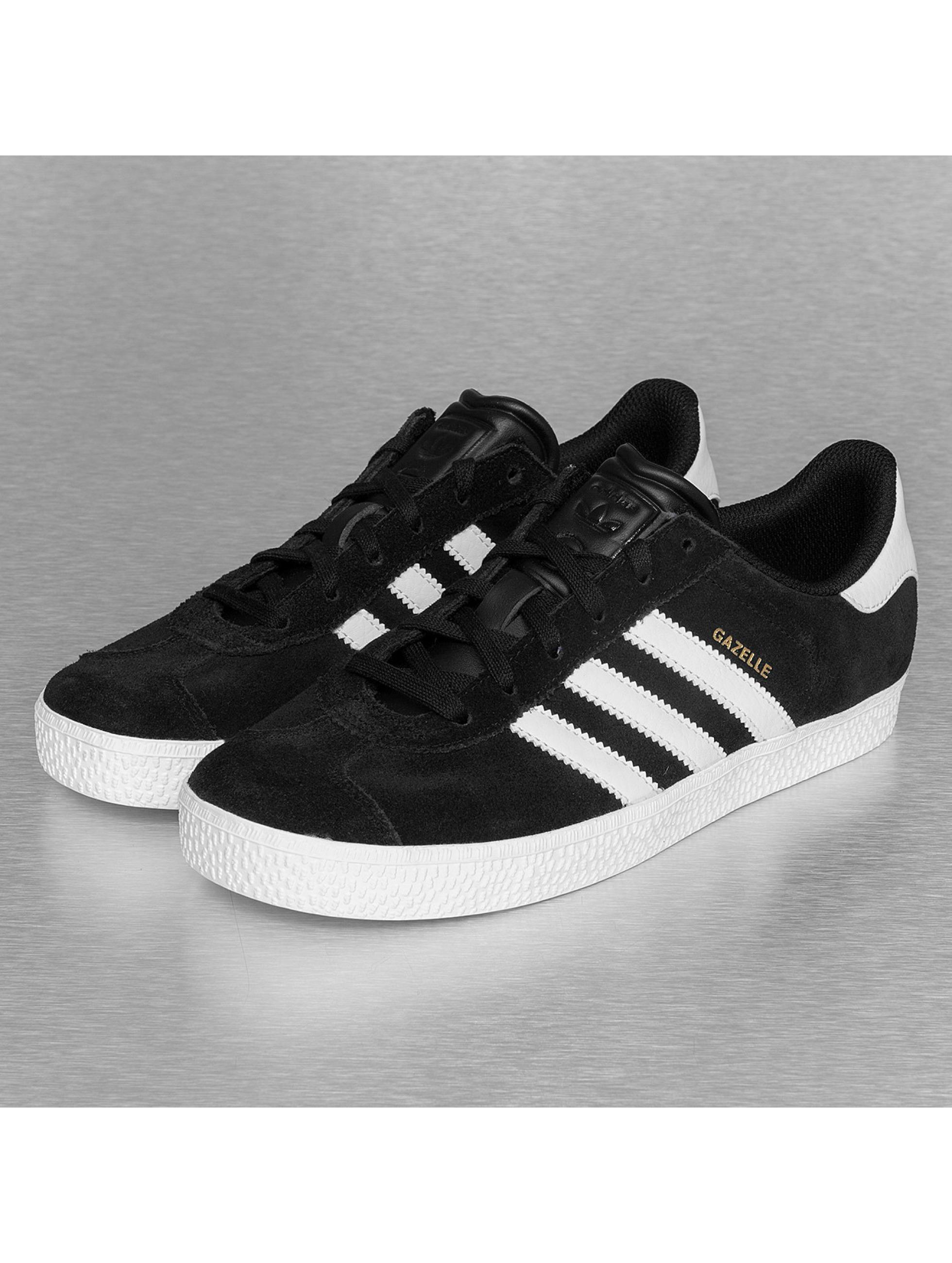 Sneaker Gazelle 2 in schwarz