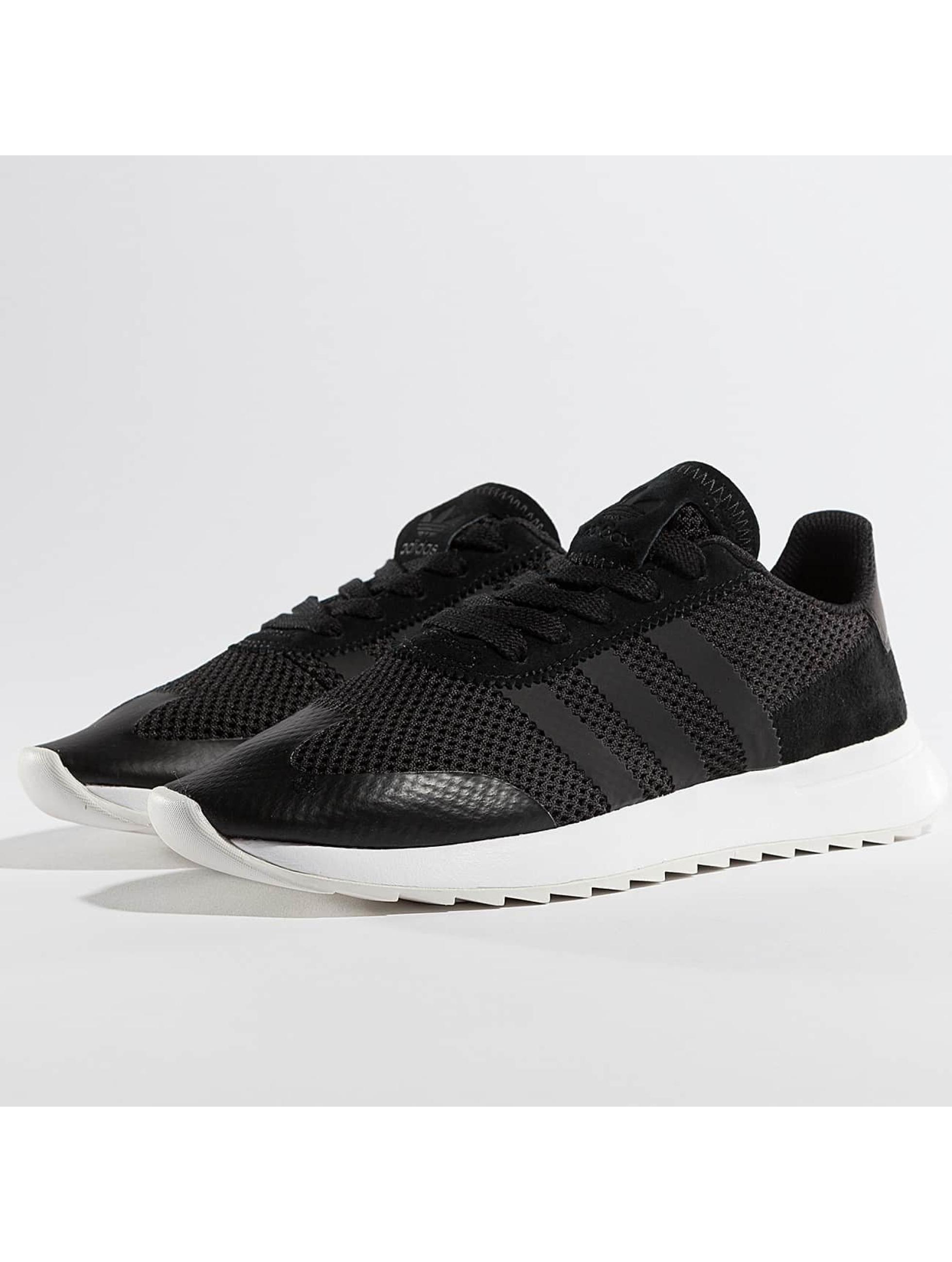 Sneaker Flashback in schwarz