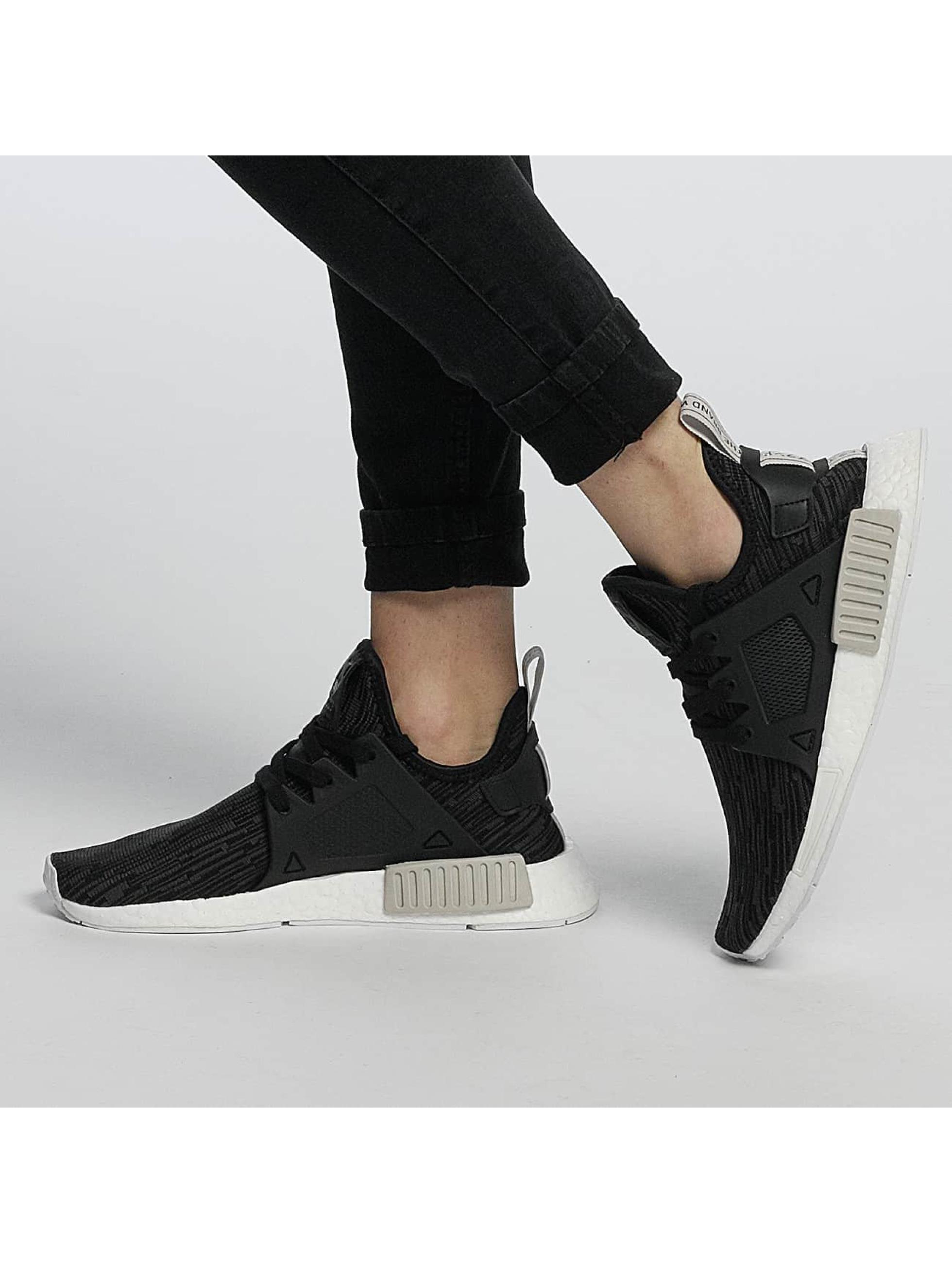 Sneaker NMD XR1 Primeknit in schwarz