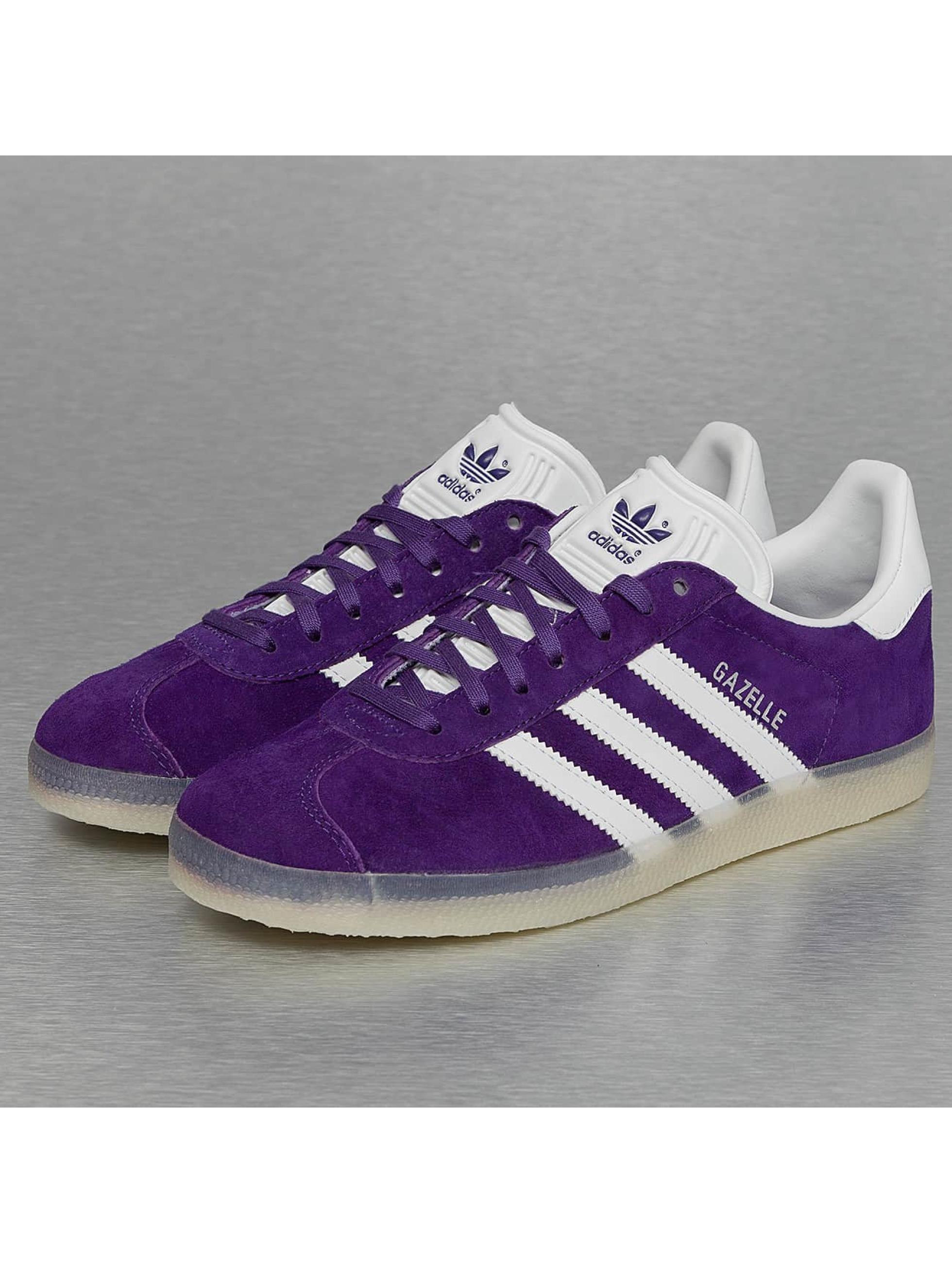 Sneaker Gazelle in violet