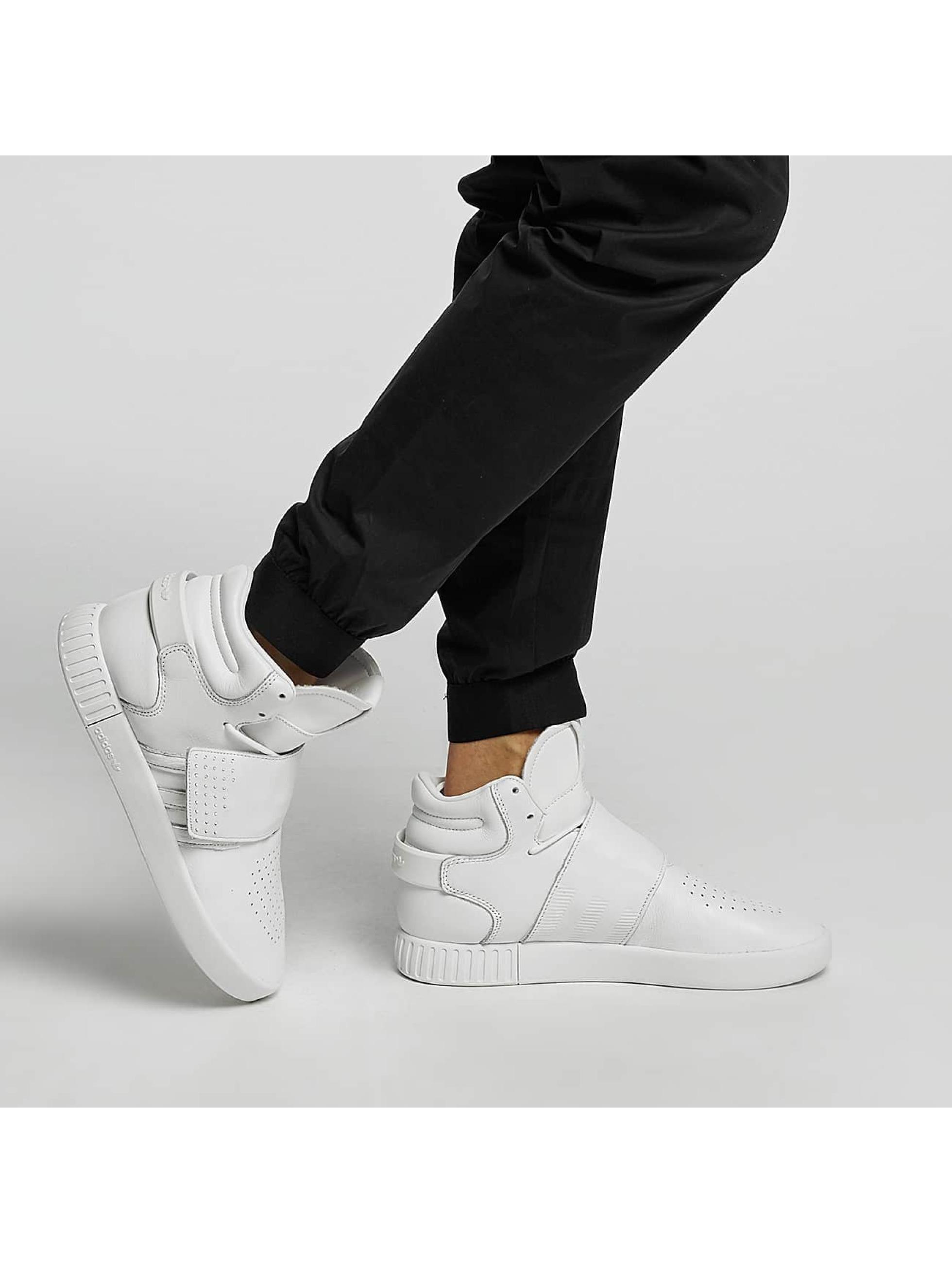 adidas heren sneaker Tubular Invader Strap - wit