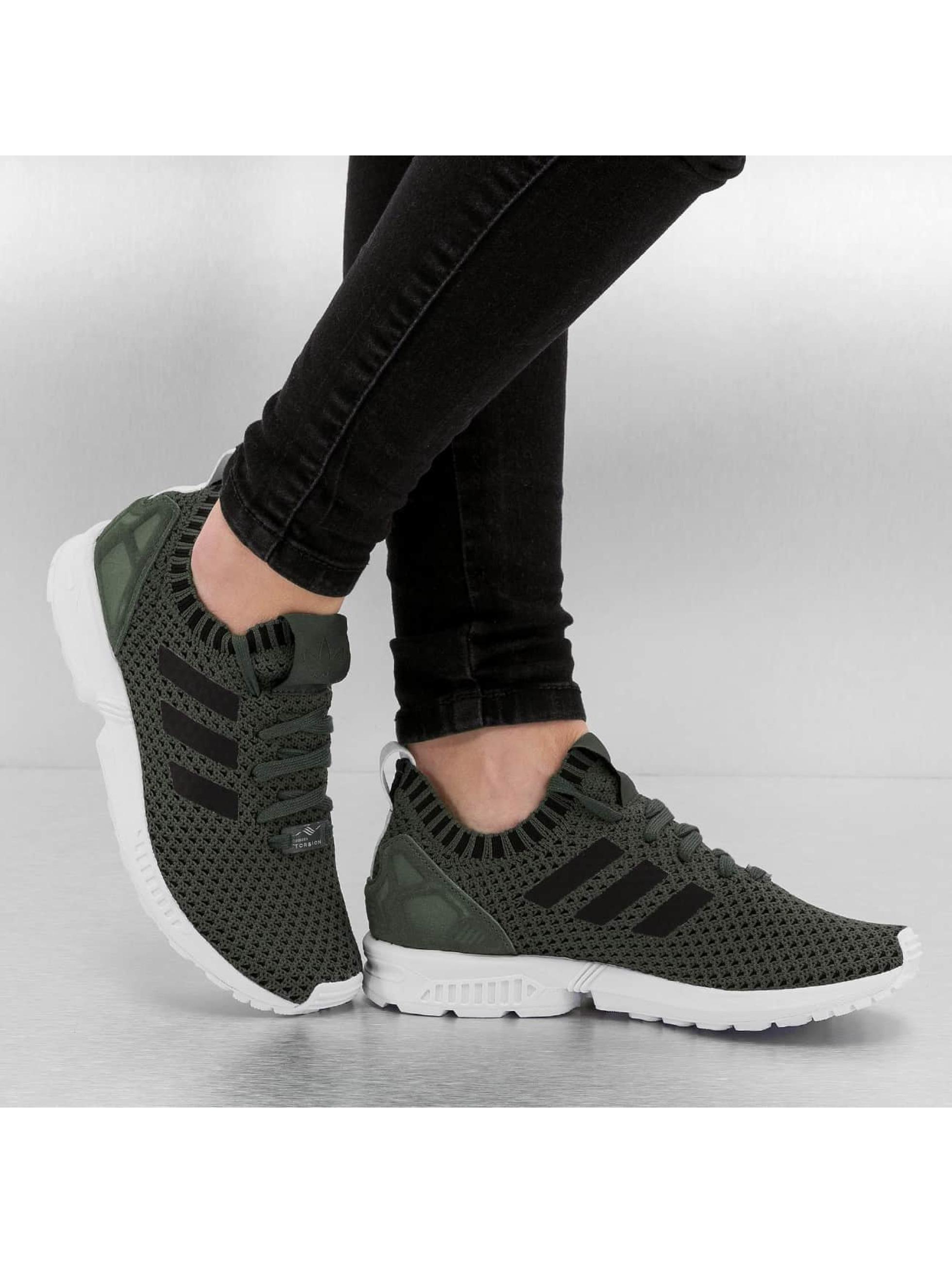 adidas Sneakers ZX Flux PK W šedá