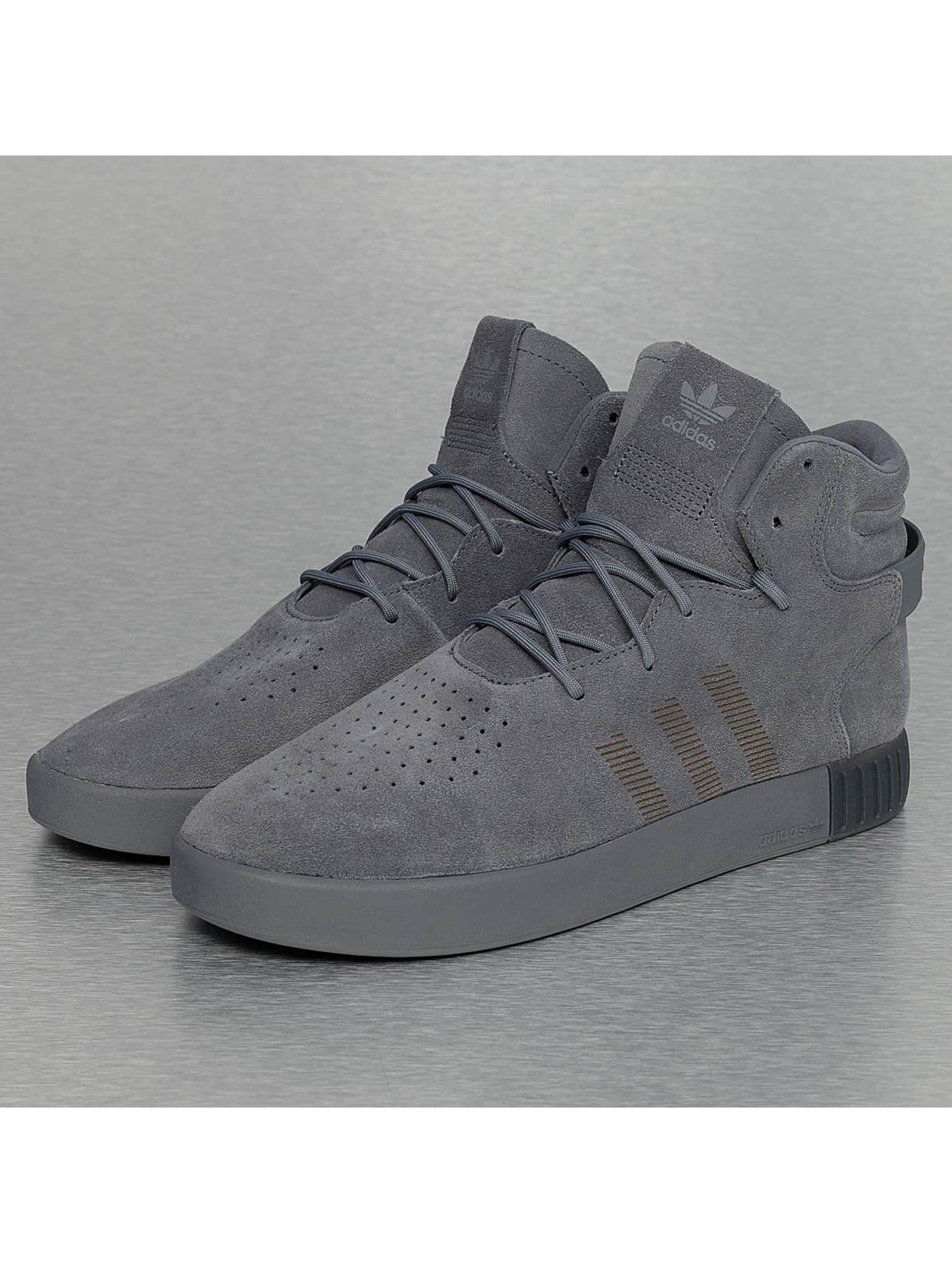 adidas Sneakers Tubular Invader šedá