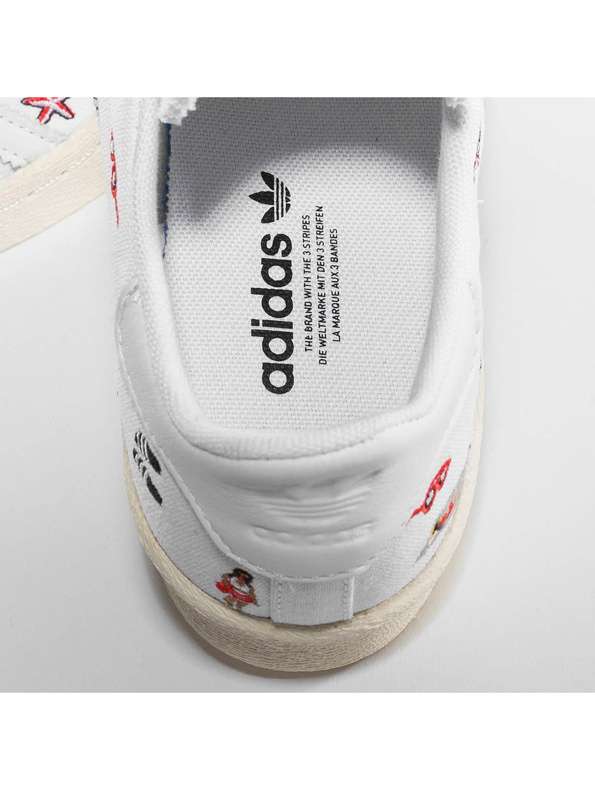 adidas Sneakers Superstar 80s W S bialy