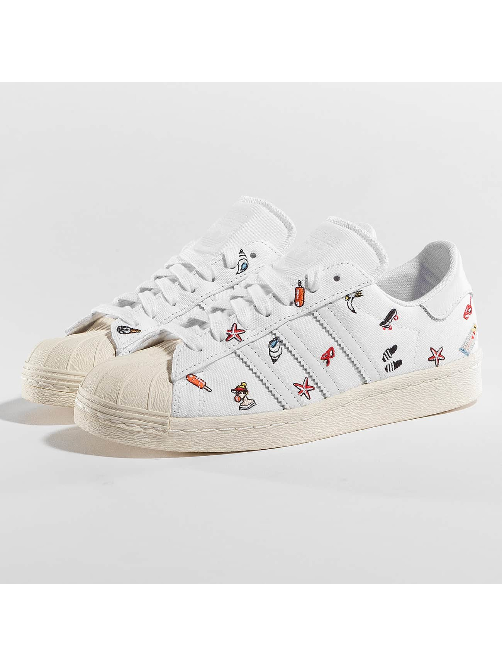 adidas Sneakers Superstar 80s W S white
