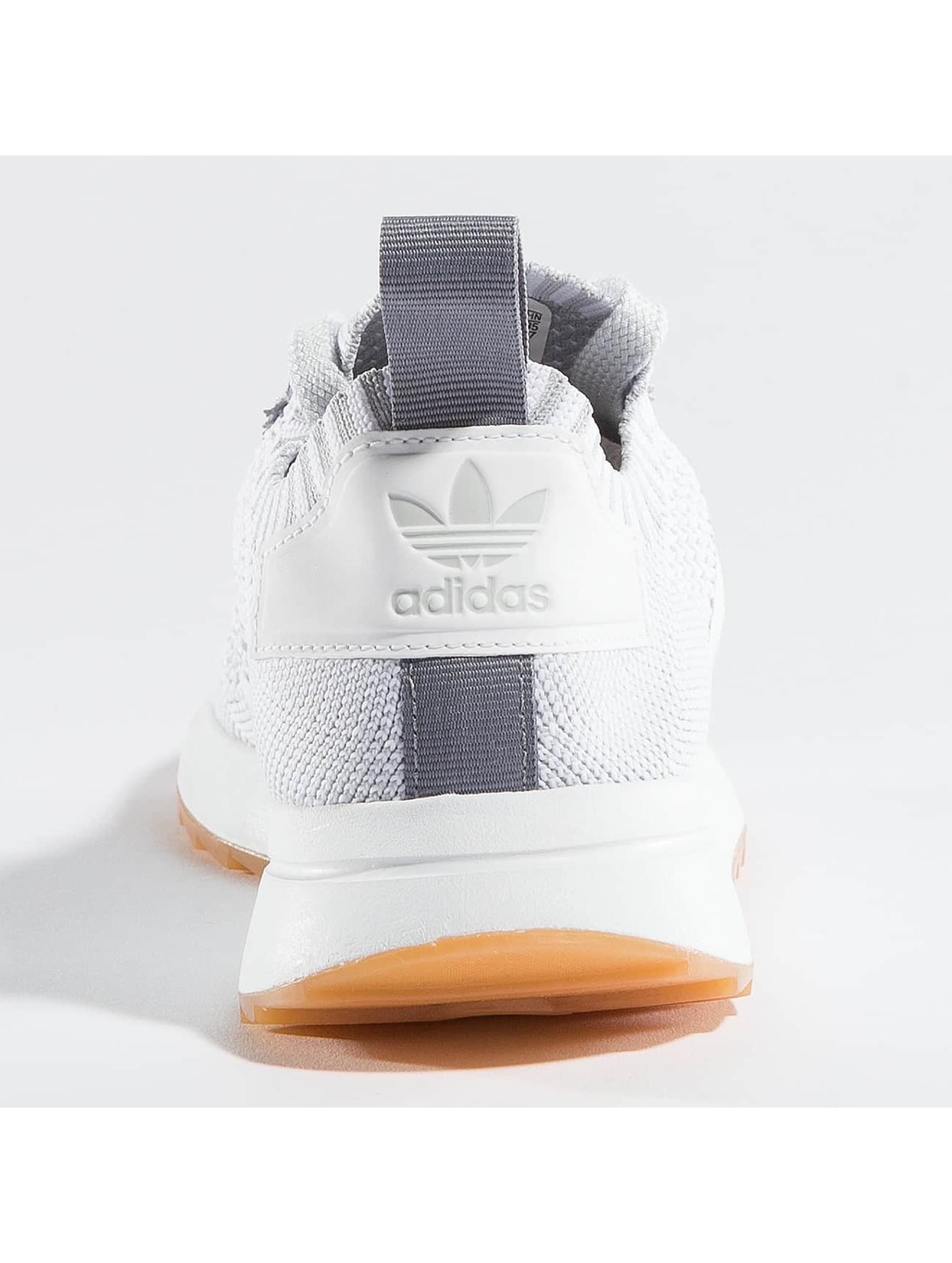 adidas Snejkry FLB W PK bílý