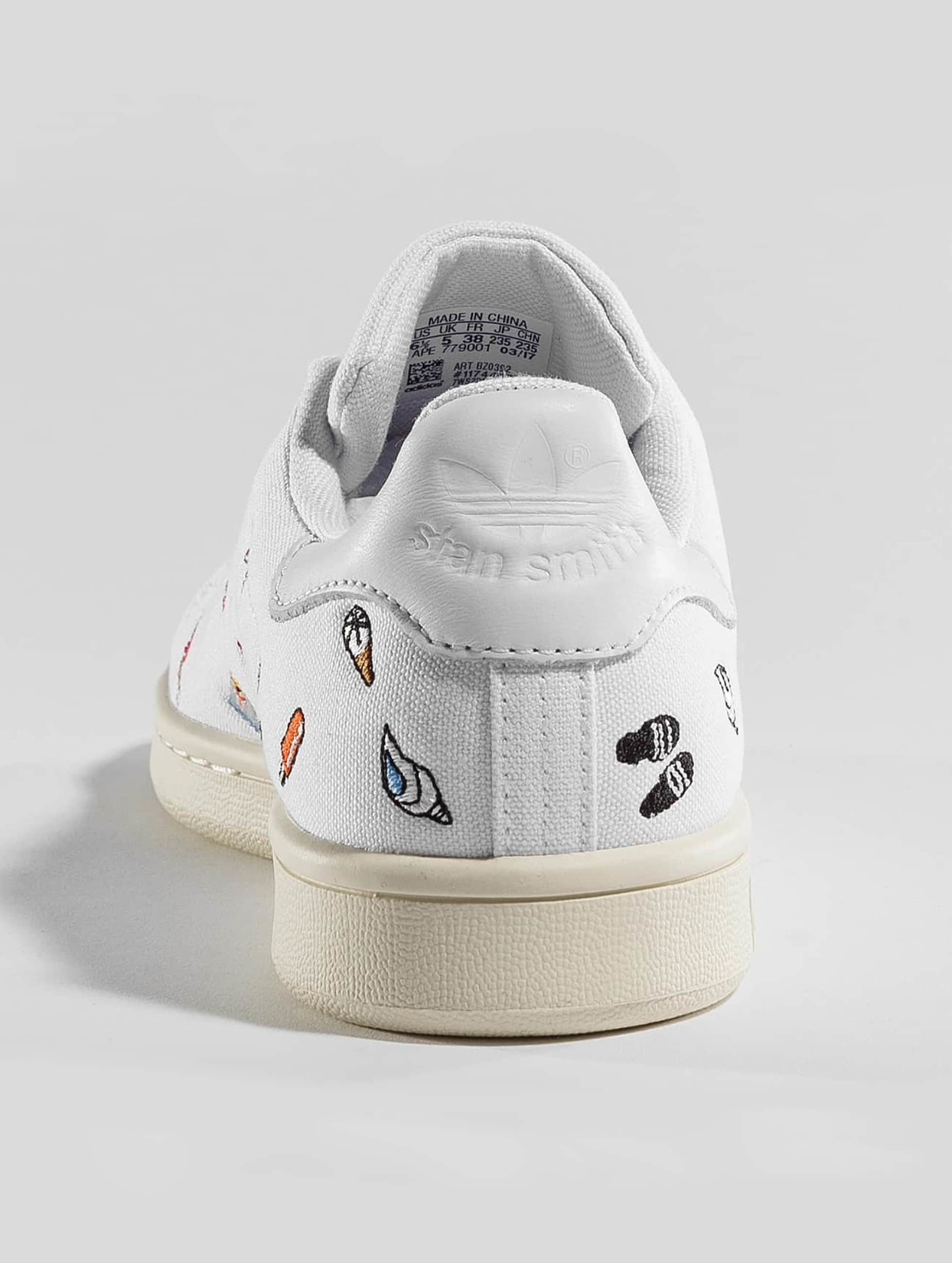 adidas Snejkry Stan Smith W bílý