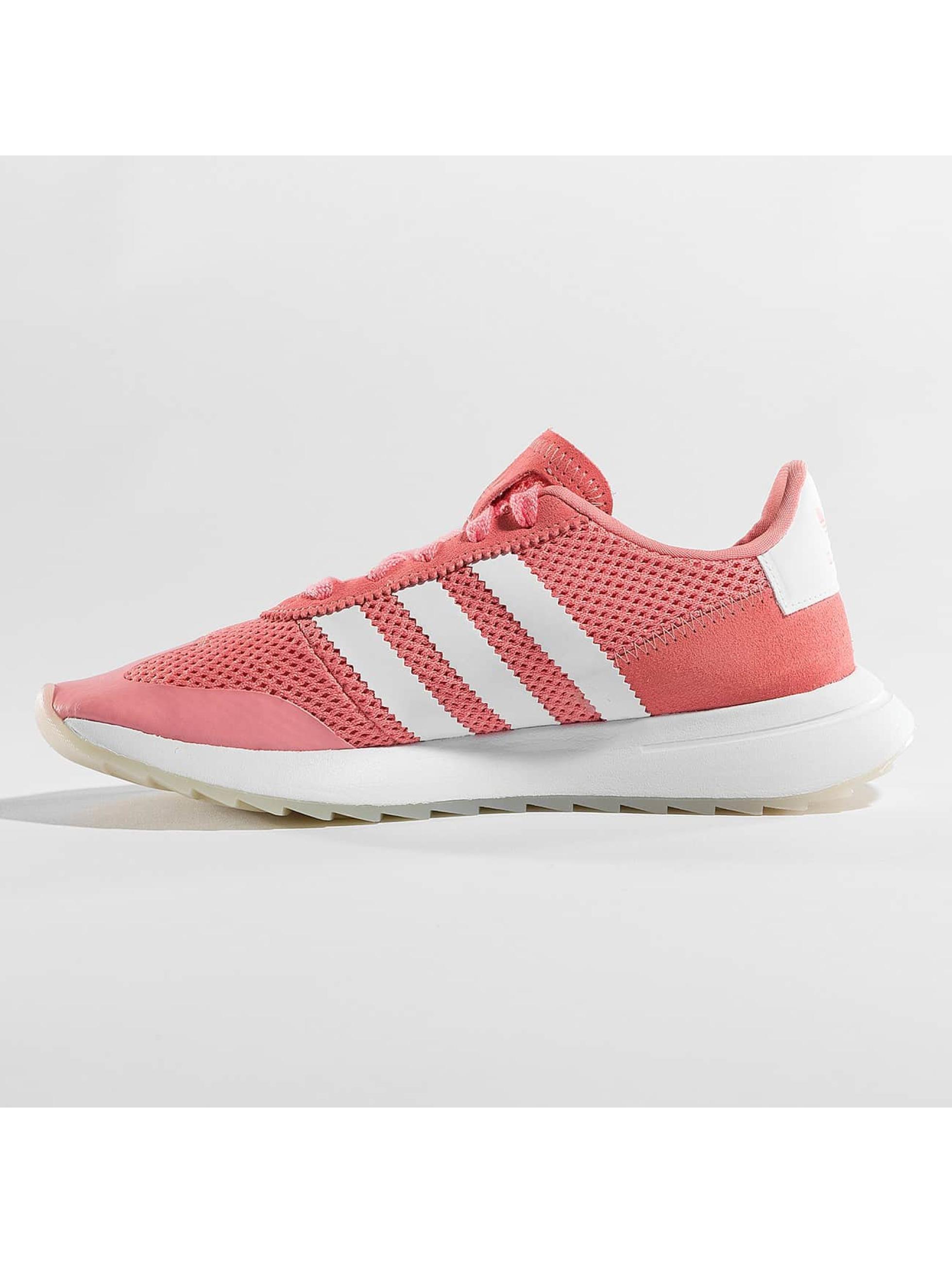 adidas Snejkry FLB W růžový