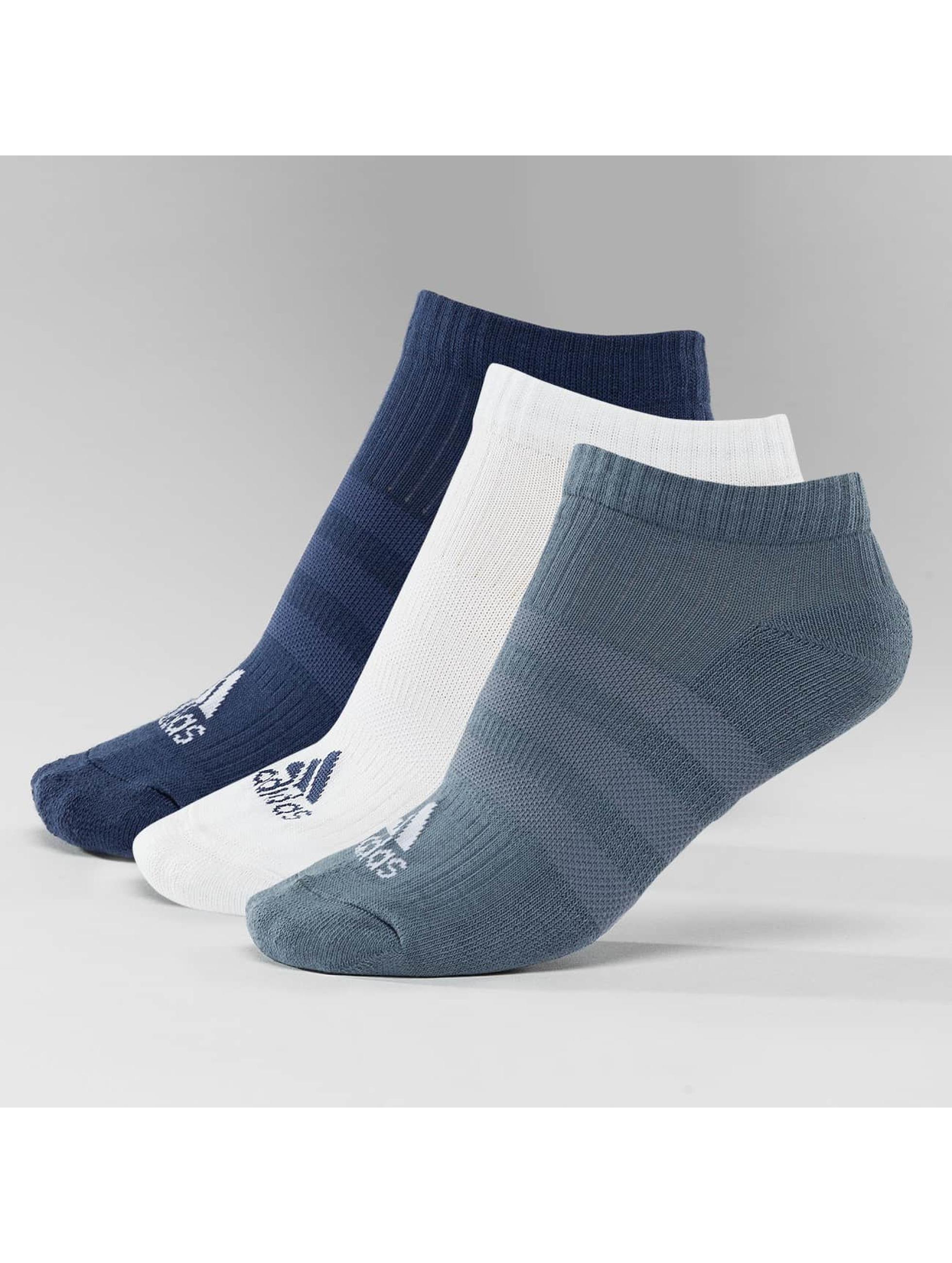 adidas Socks 3-Stripes Per n-s HC 3-Pairs white