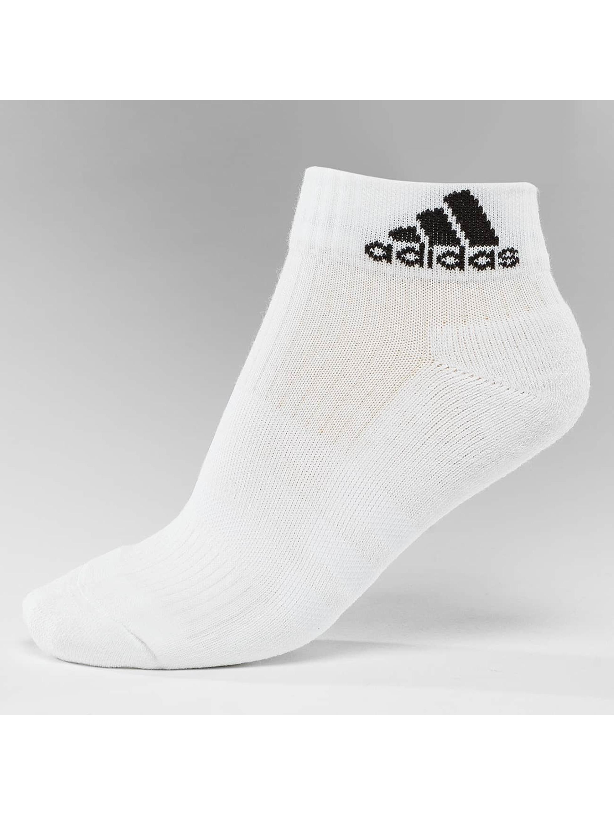 adidas Sokken 3-Stripes Per An HC 3-Pairs zwart