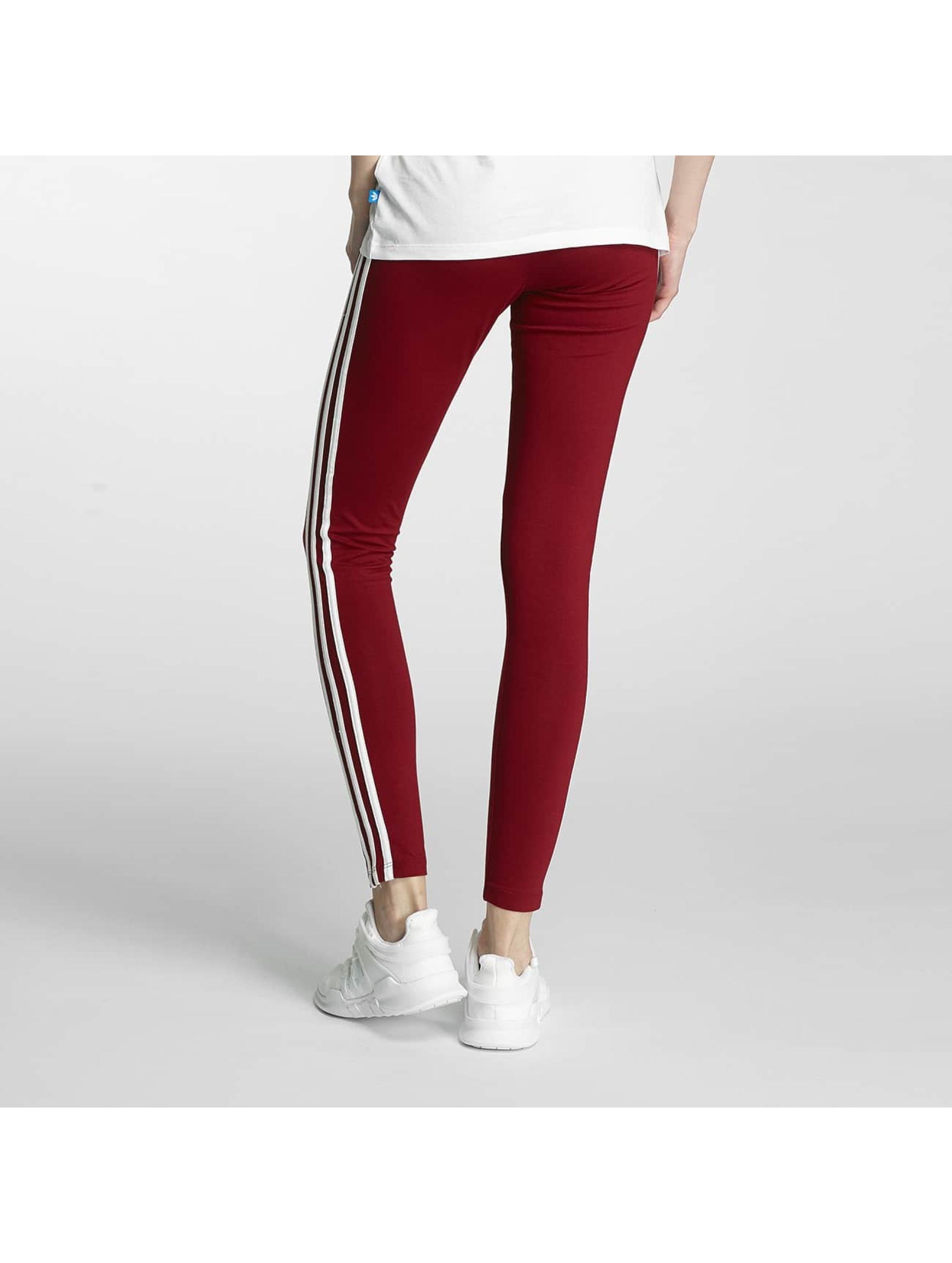 adidas Spodnie do joggingu 3STR czerwony