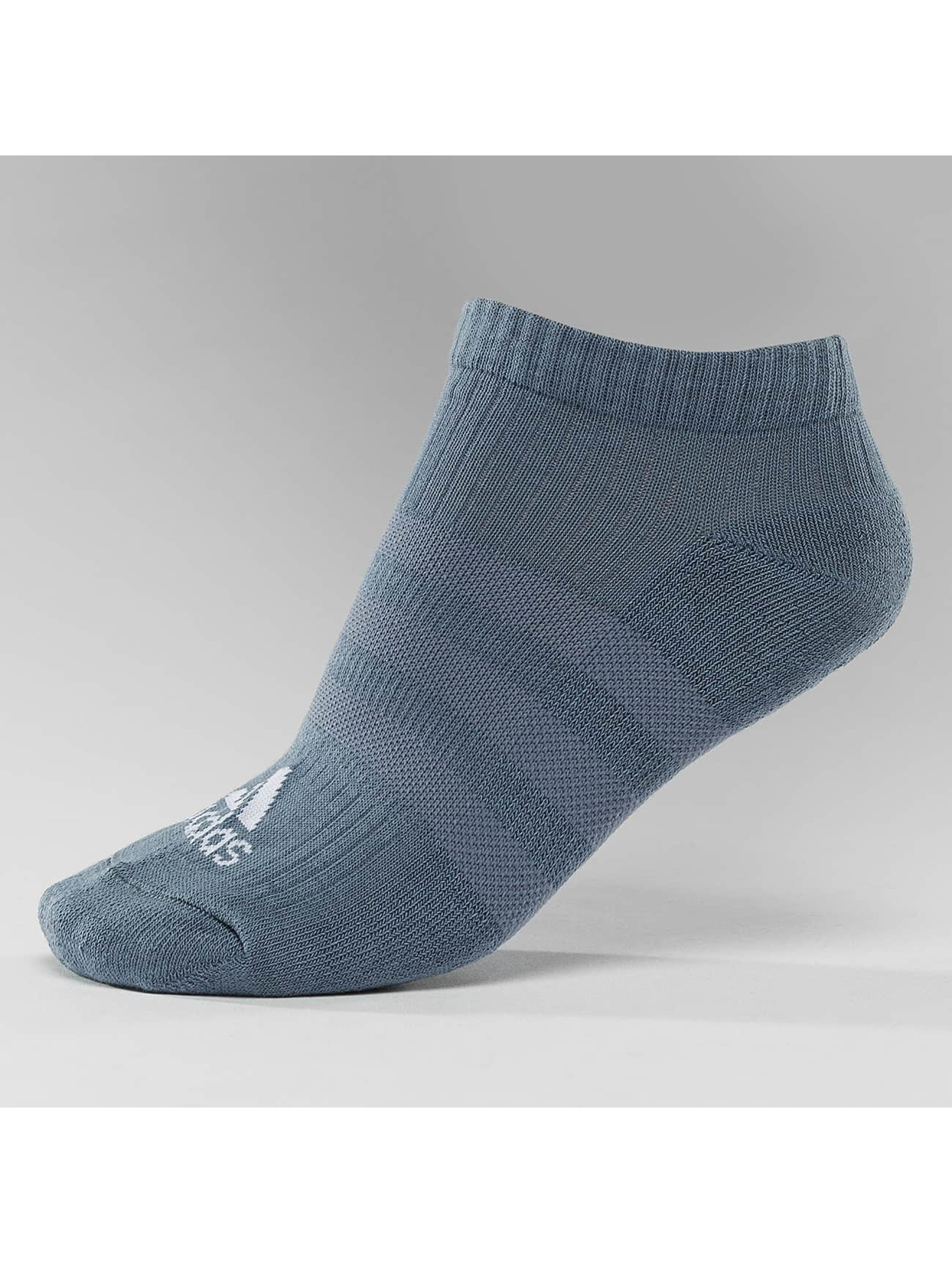 adidas Sukat 3-Stripes Per n-s HC 3-Pairs valkoinen