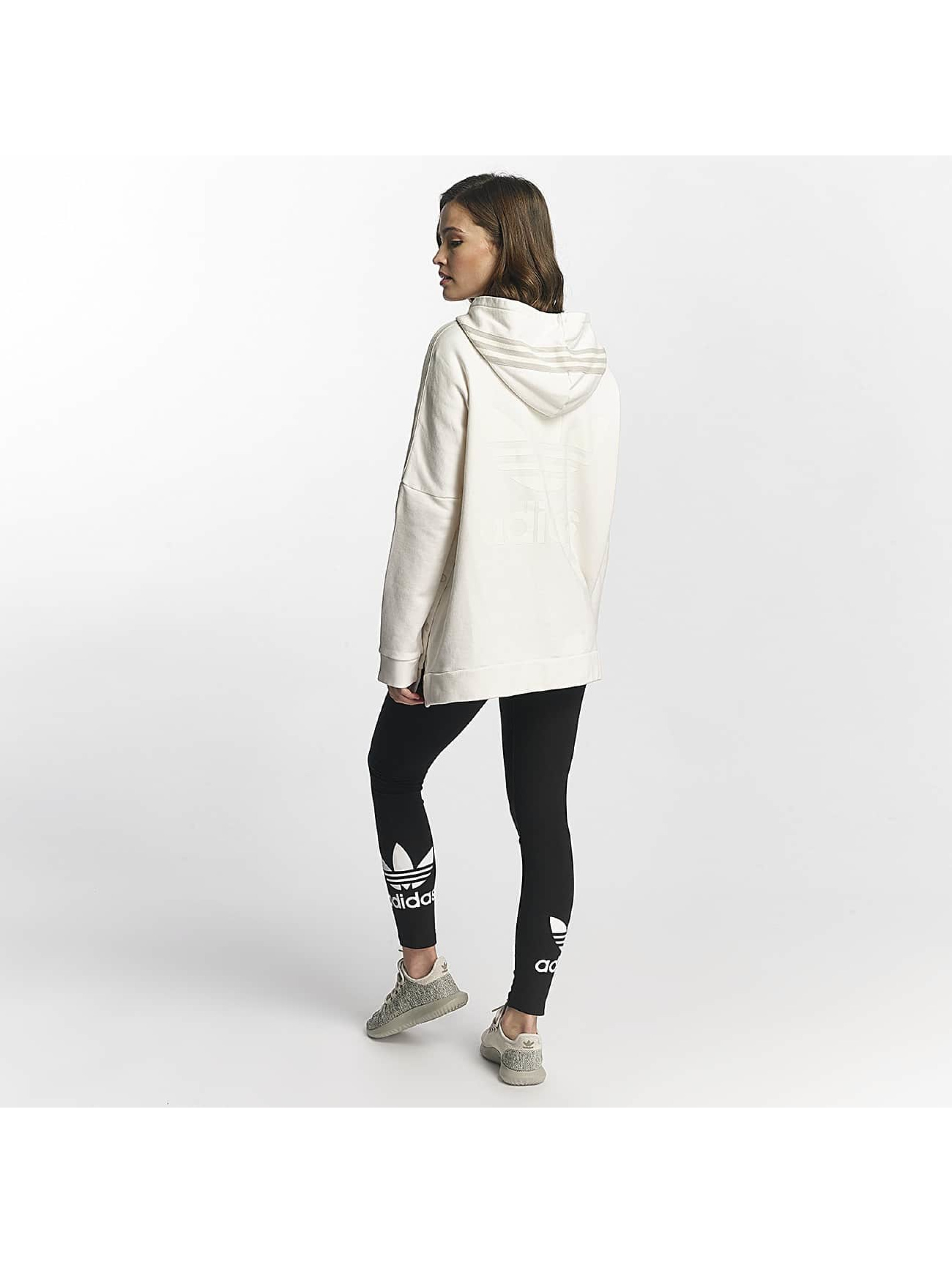adidas Sweat capuche Adibreak blanc