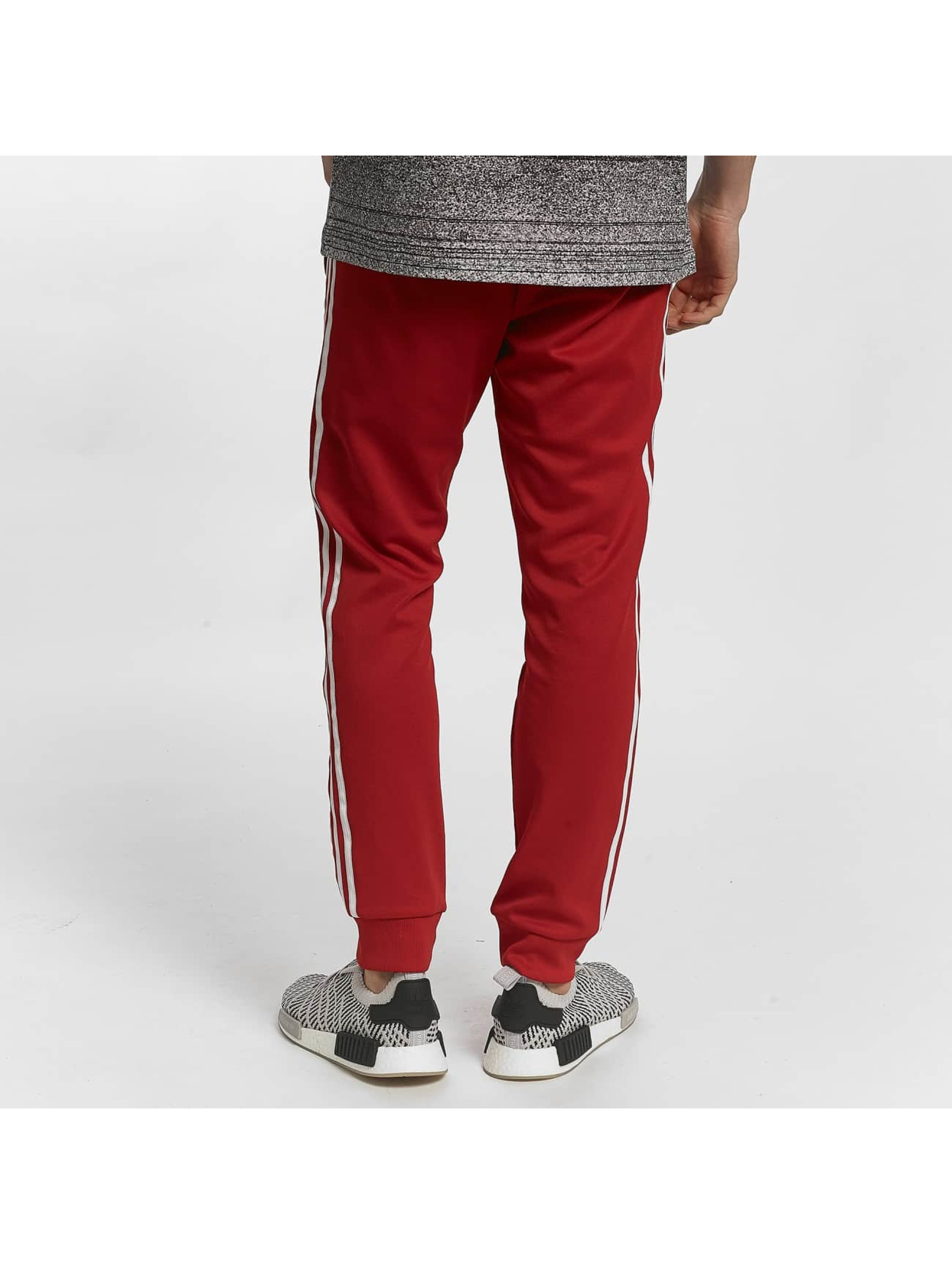 adidas Sweat Pant Superstar red