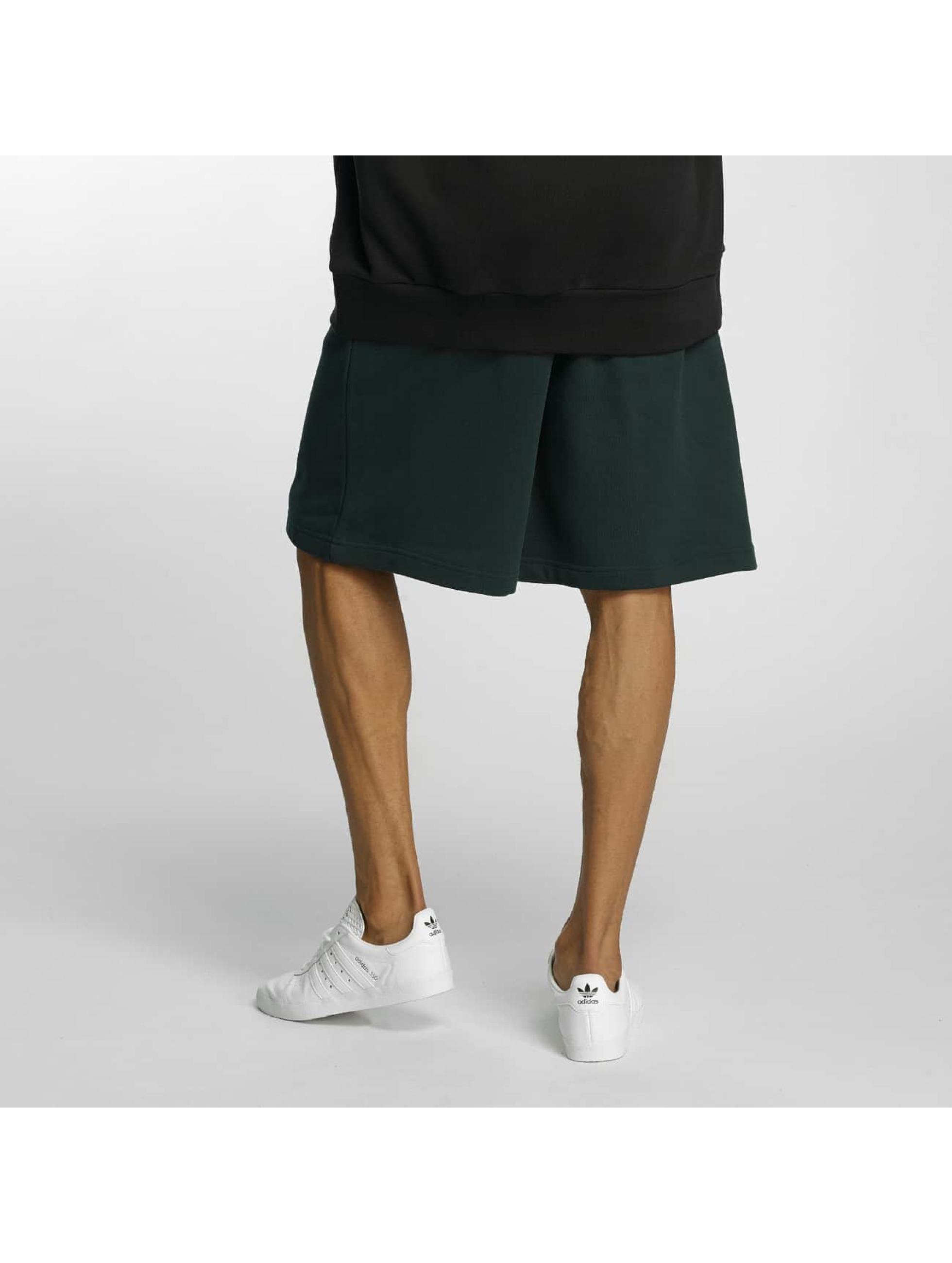 adidas Szorty ADC F zielony