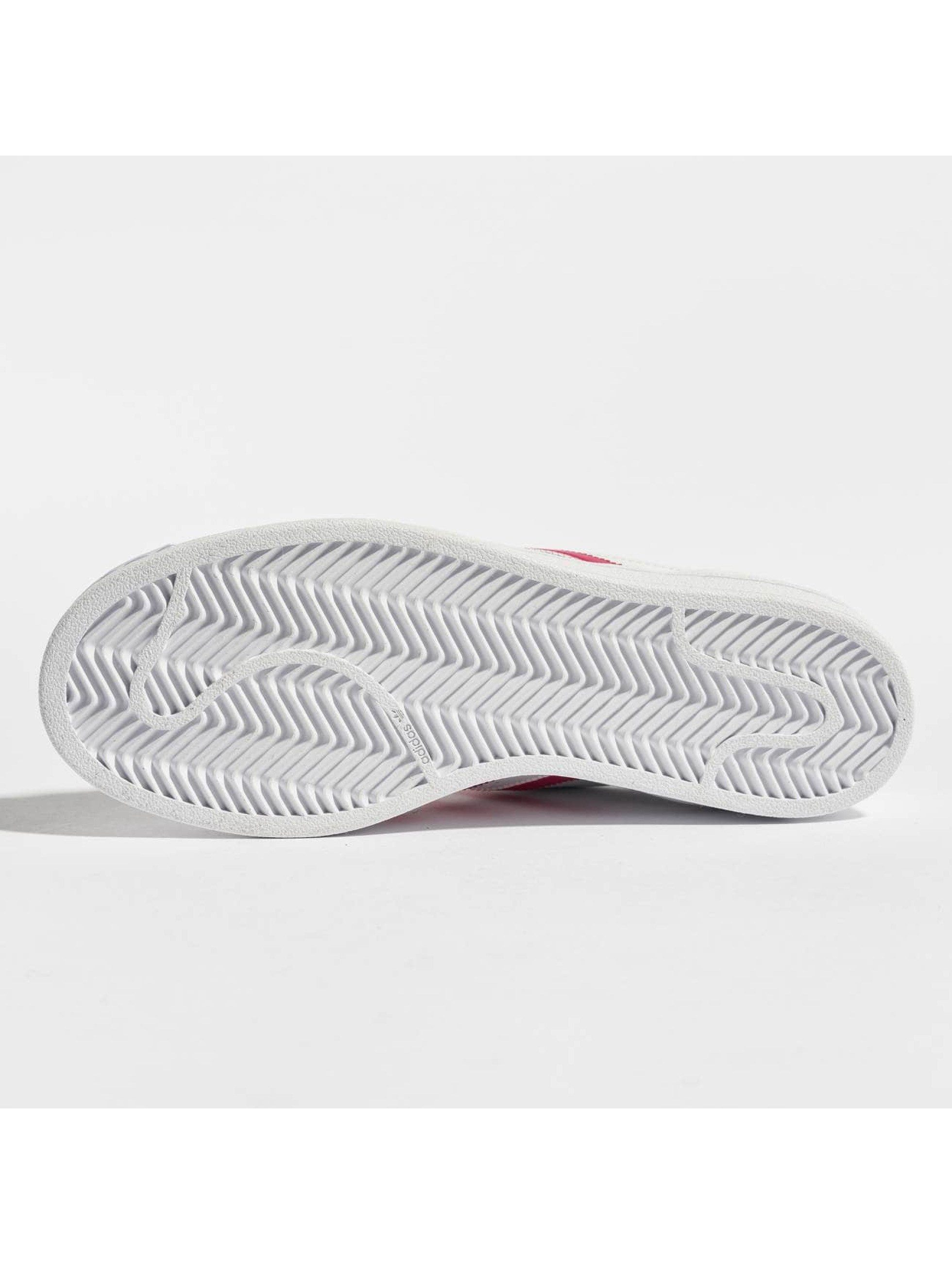 adidas Tøysko Superstar Founda hvit