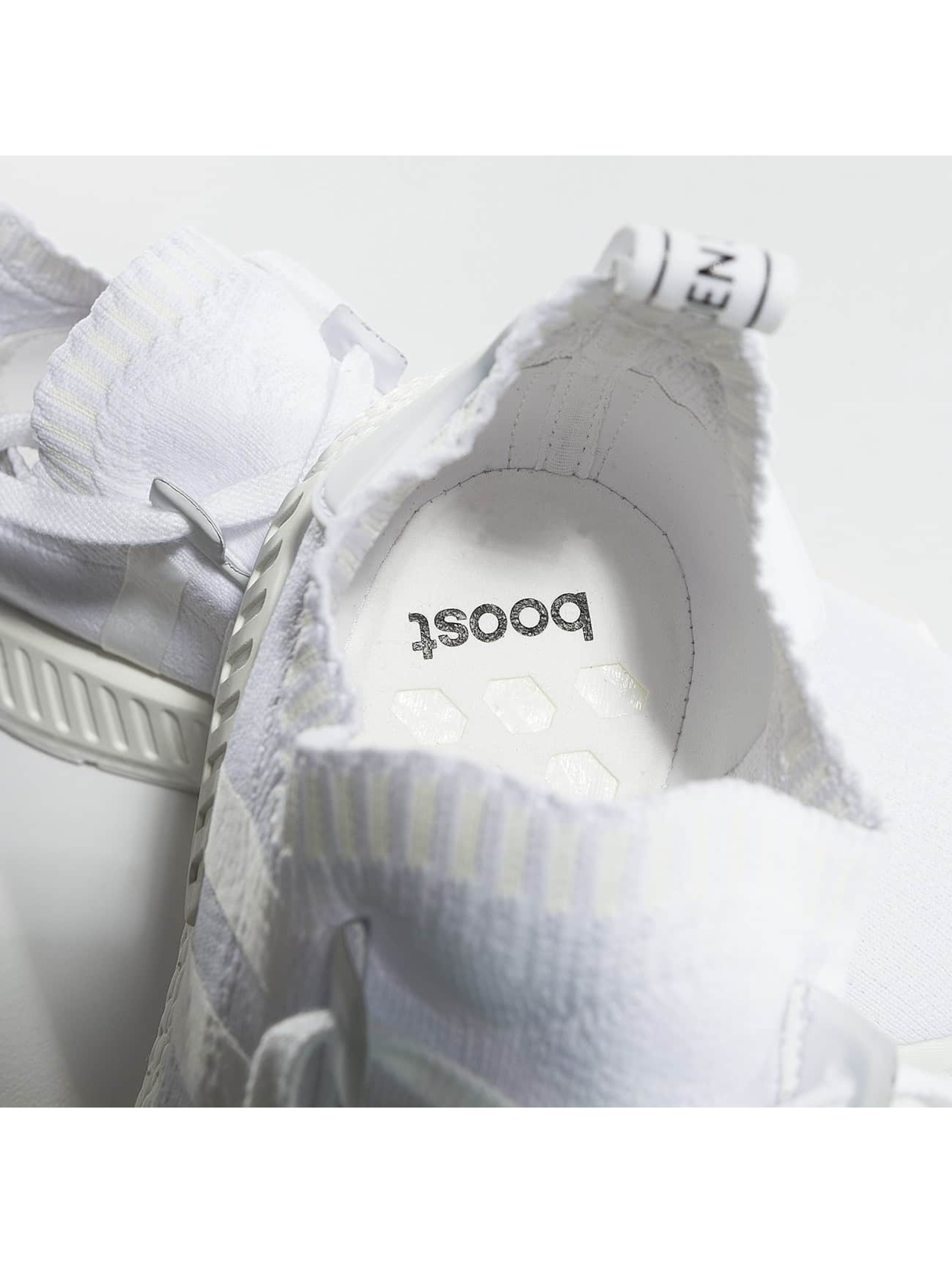 adidas Tøysko NMD_R1 PK hvit