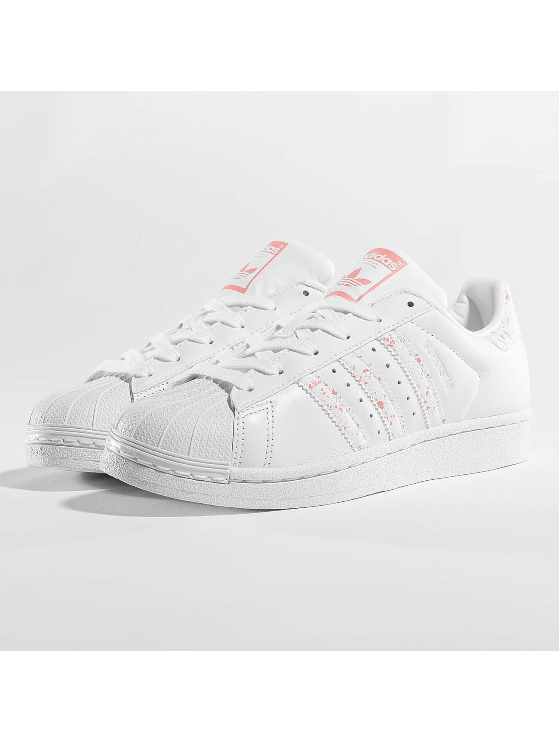 adidas Tøysko Superstar W hvit