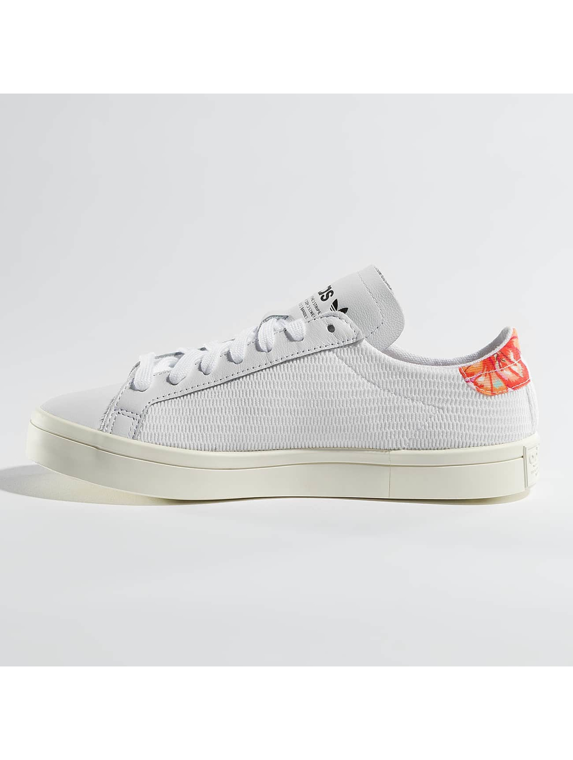 adidas Tøysko Courtvantage W hvit