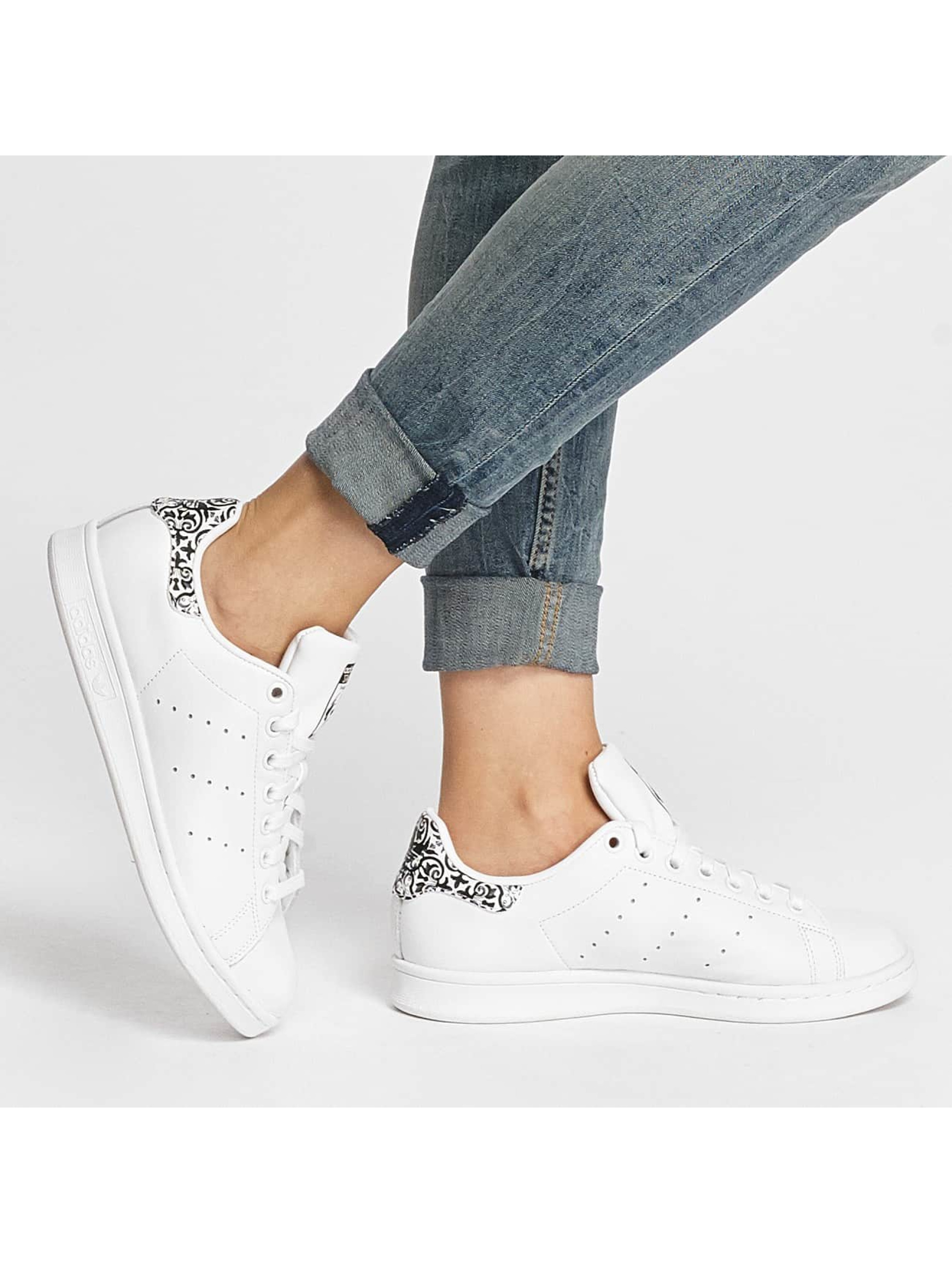adidas Tøysko Stan Smith W hvit