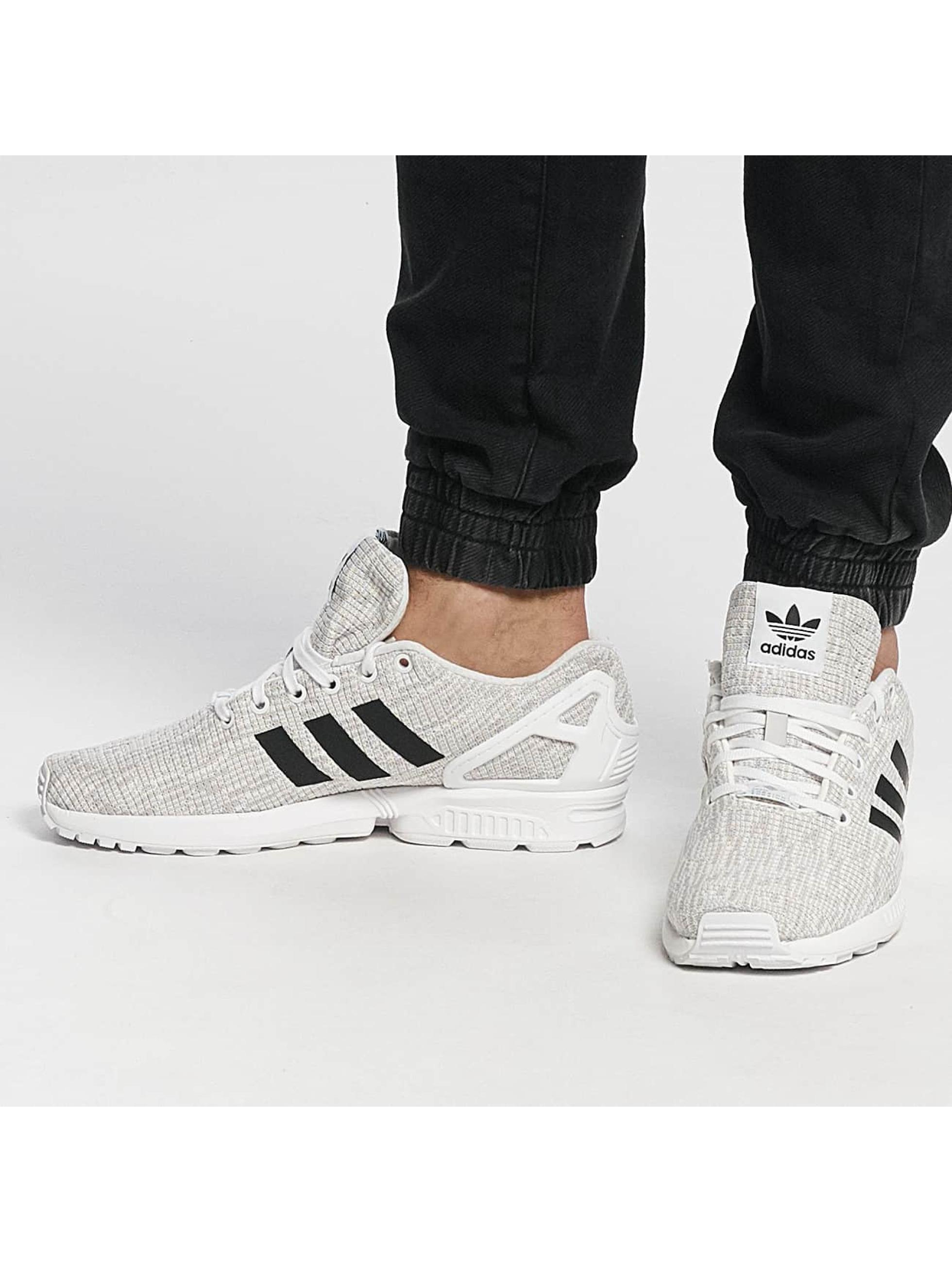 adidas Tøysko ZX Flux hvit