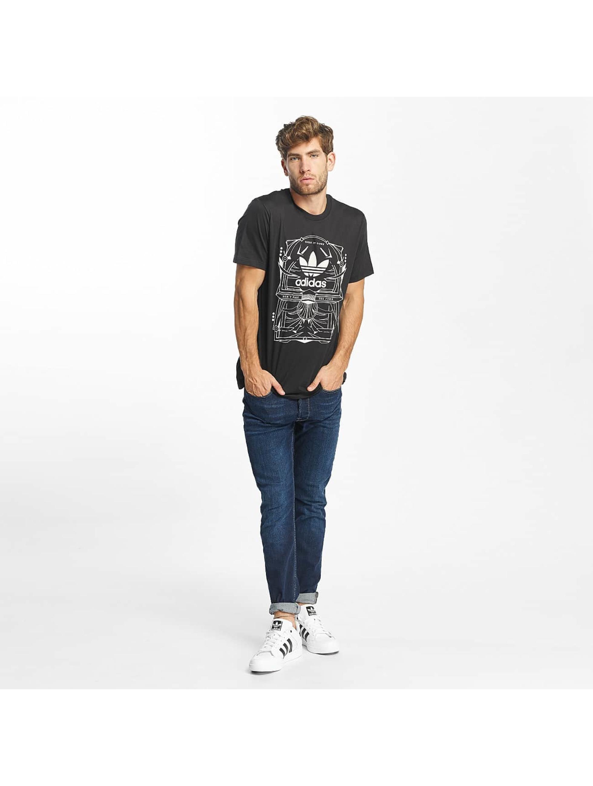 adidas T-Shirt Rectangle 3 black