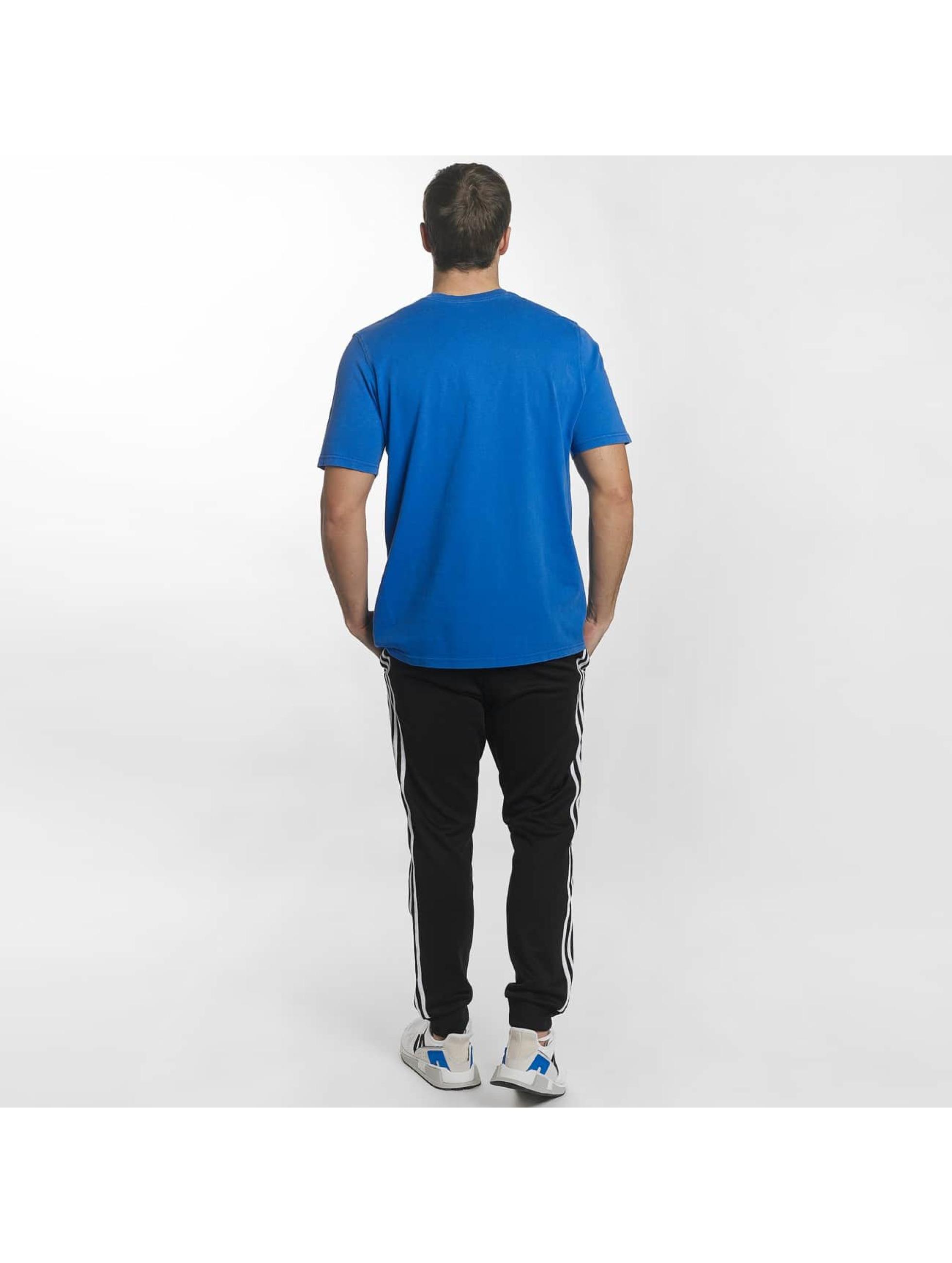 adidas T-Shirt Trefoil blau