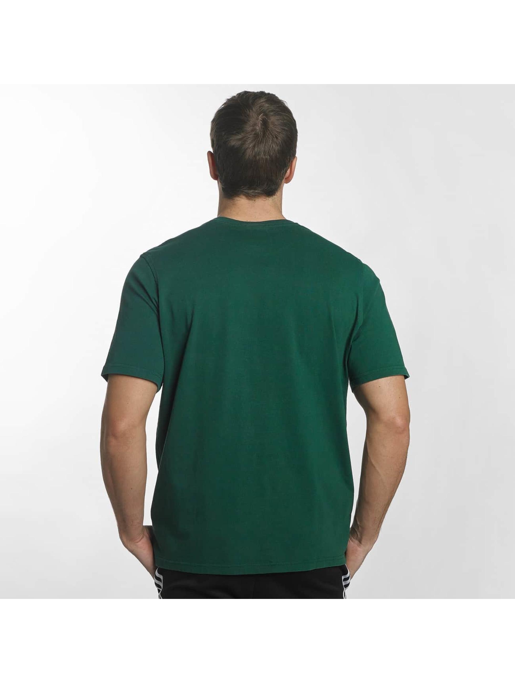 adidas T-Shirt Trefoil green