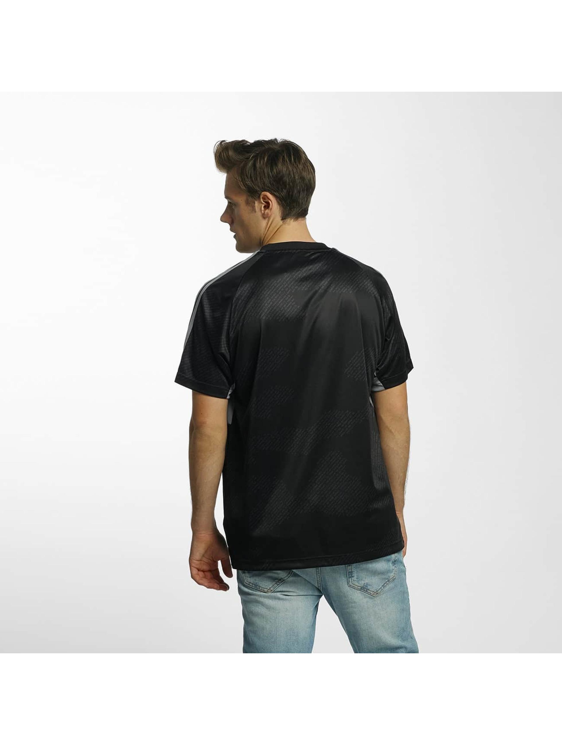 adidas T-shirt Jersey Word Camo nero