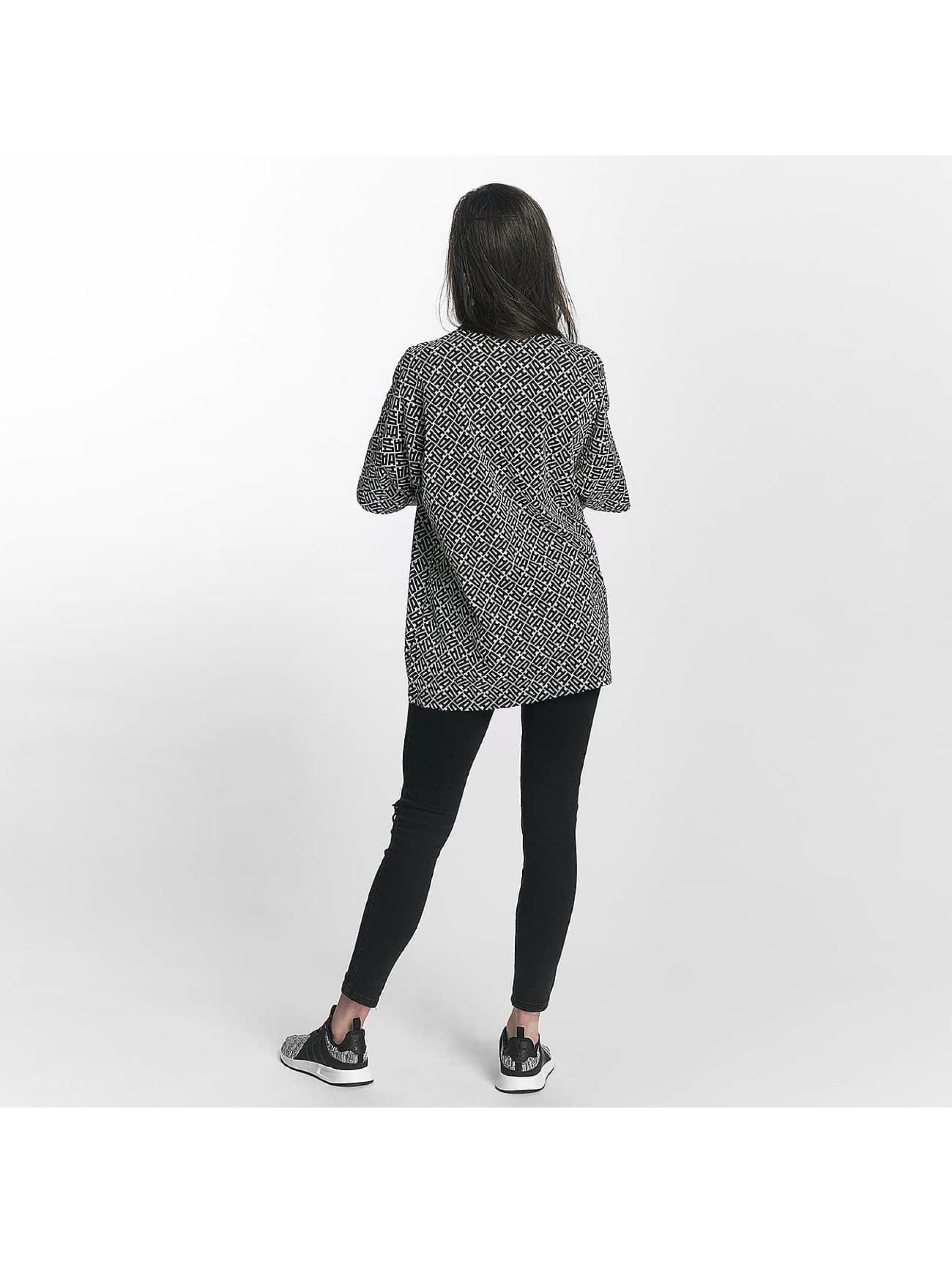 adidas T-Shirt AOP weiß