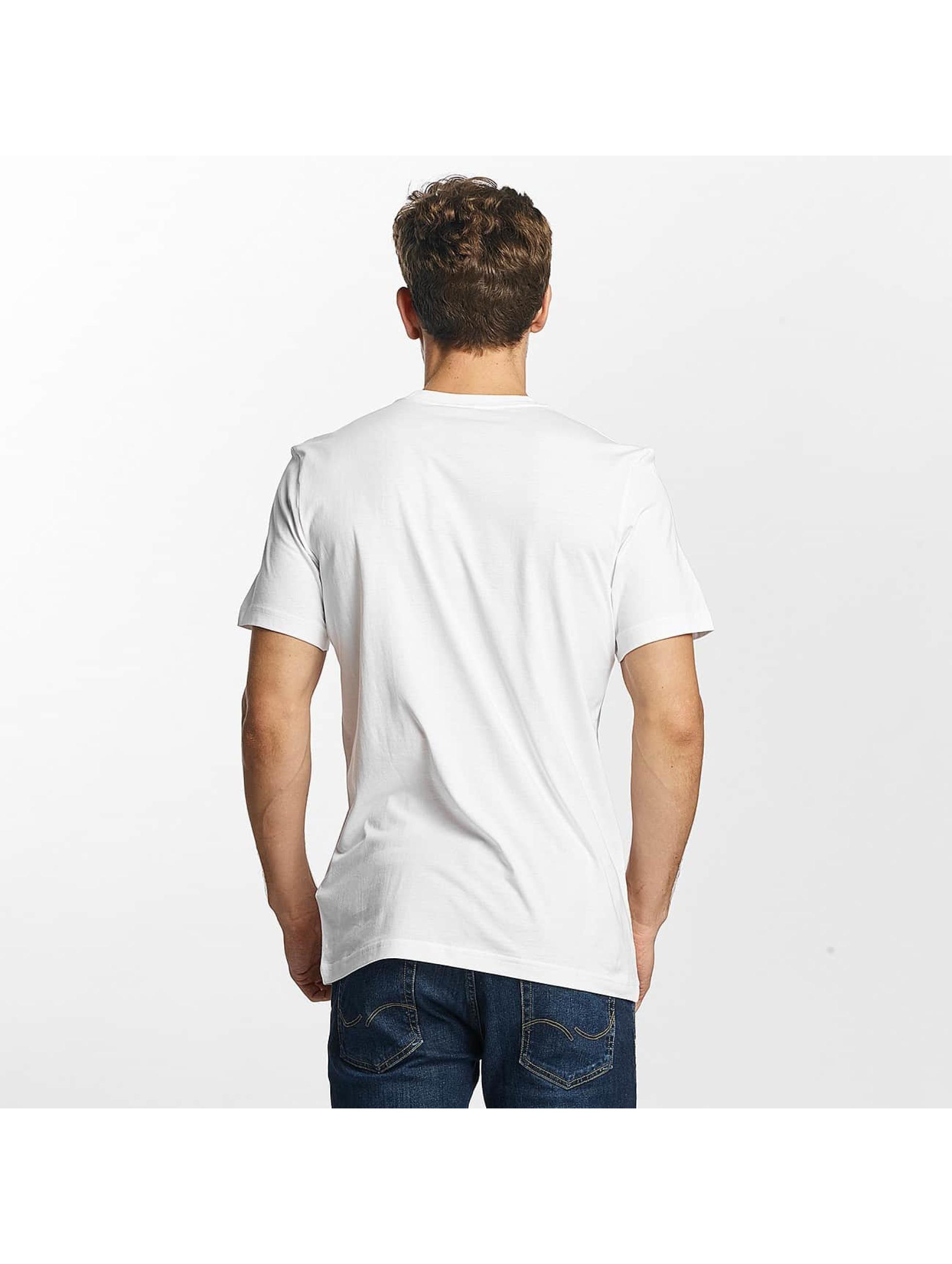 adidas T-Shirt Tongue Label 1 weiß