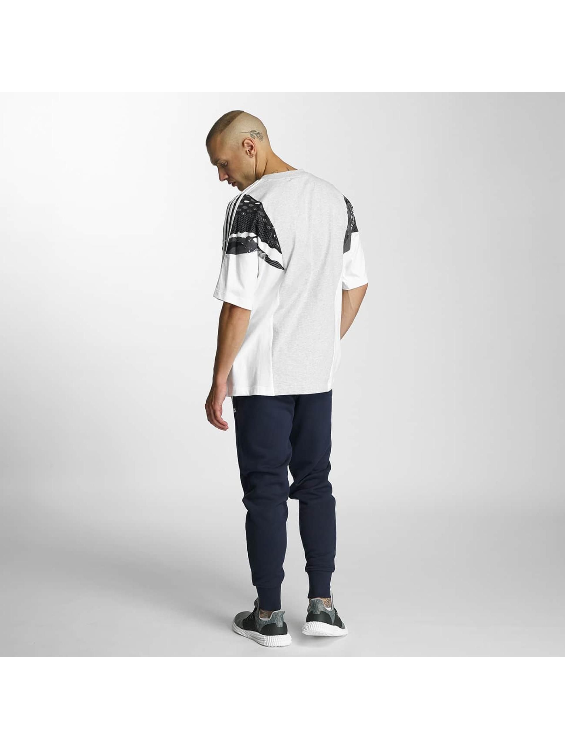 adidas T-Shirt LA Boxy white