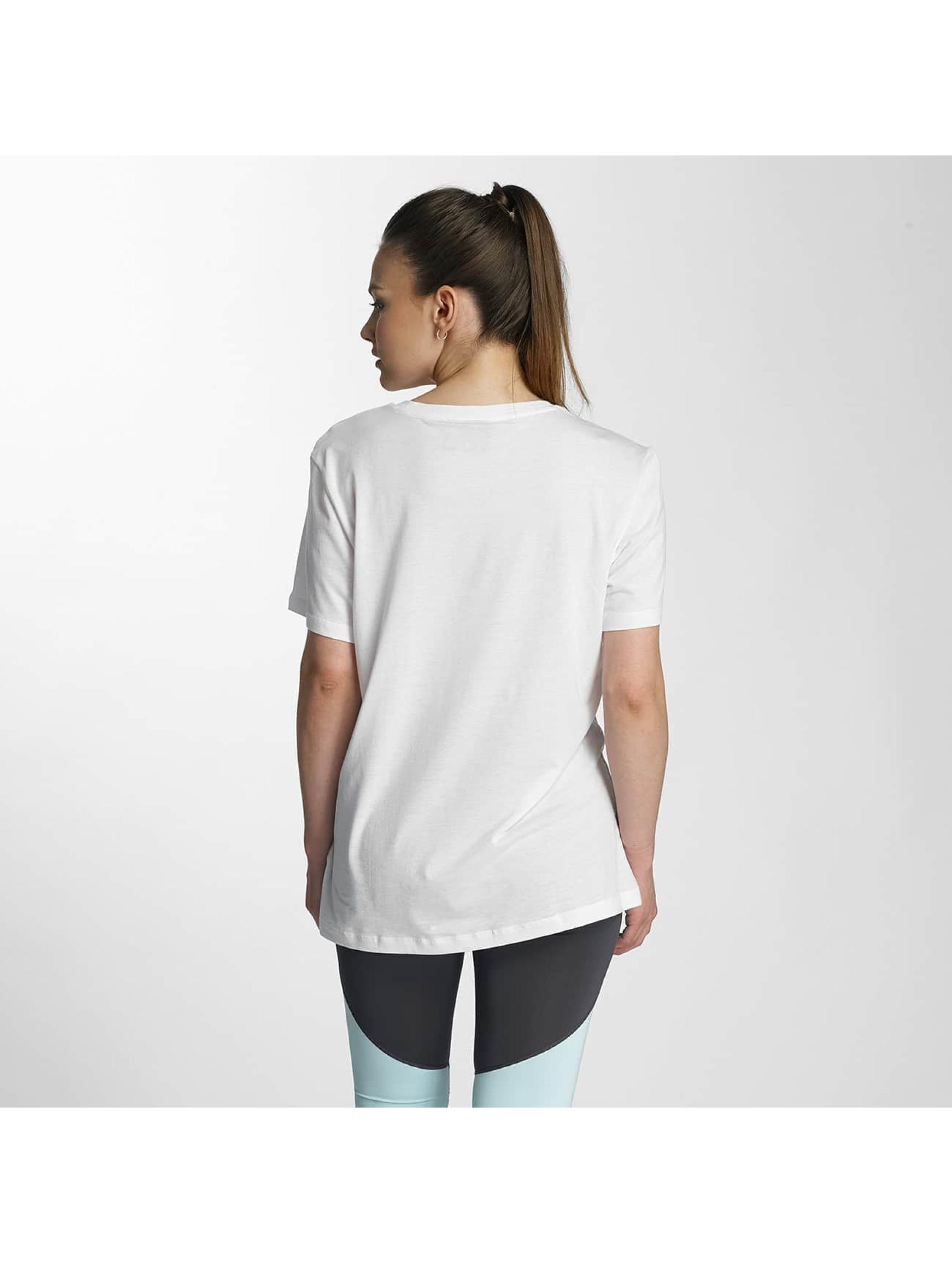 adidas T-Shirt Tongue white