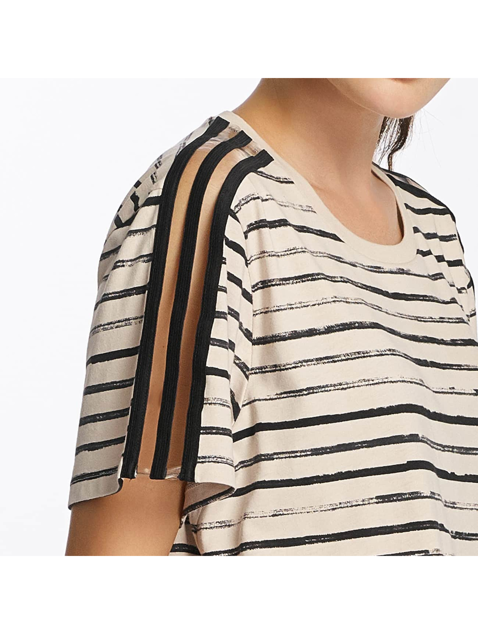 adidas T-Shirty Marie Antoinette brazowy