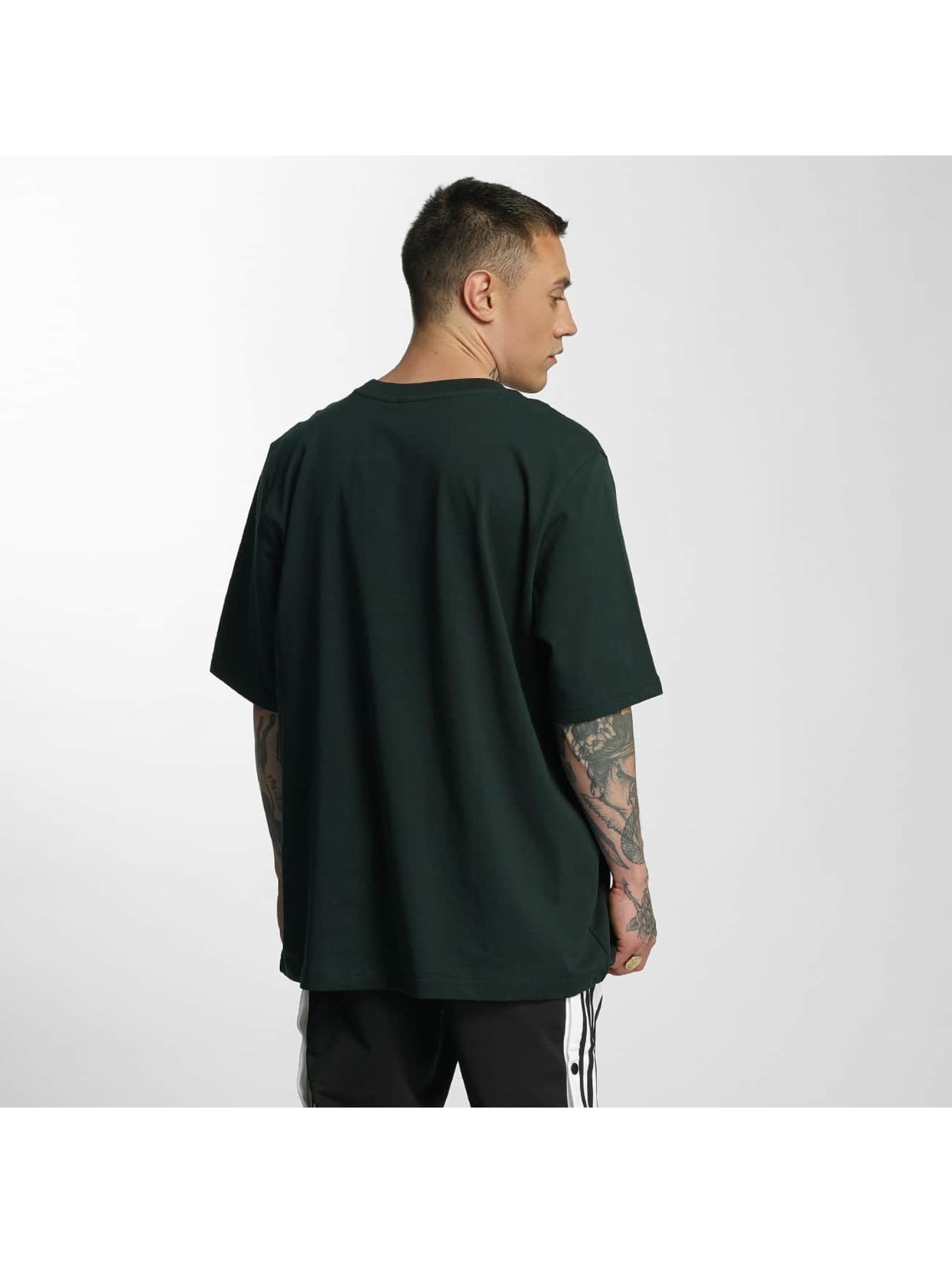 adidas T-Shirty AC Boxy zielony
