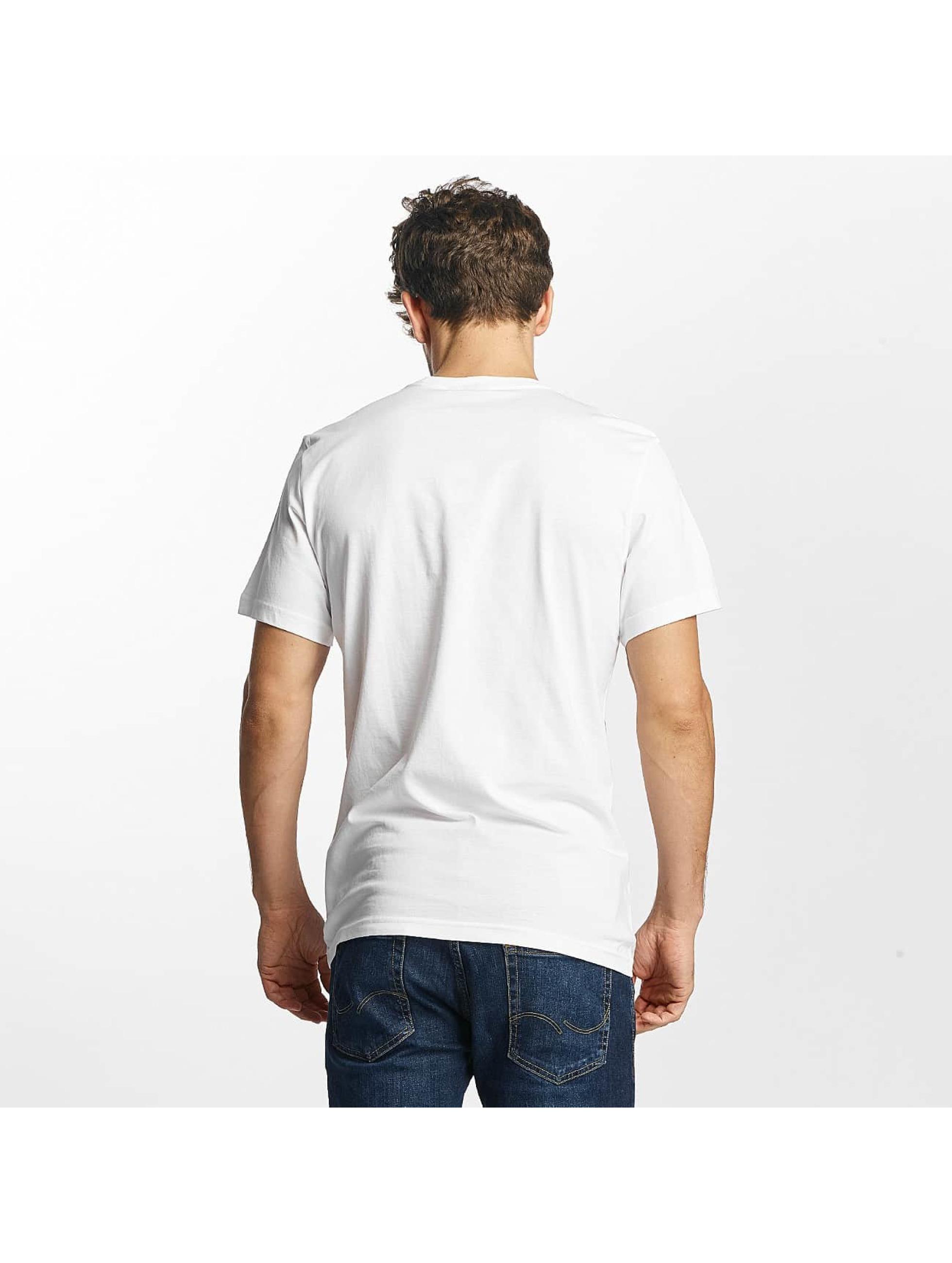 adidas T-skjorter Photo 1 hvit