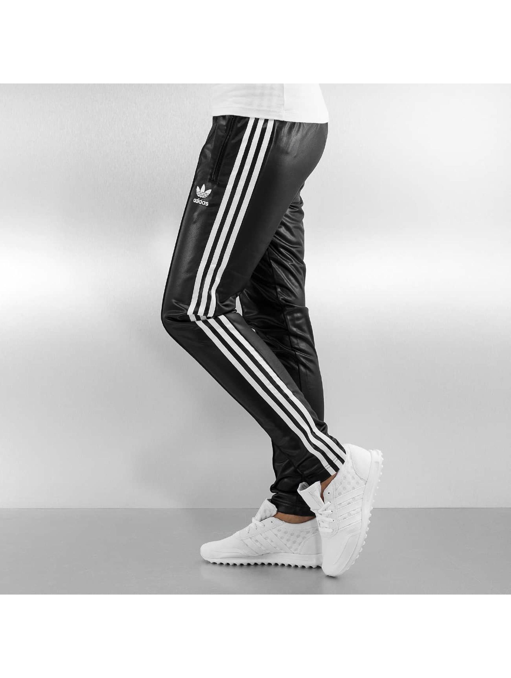 adidas tepláky Superstar èierna