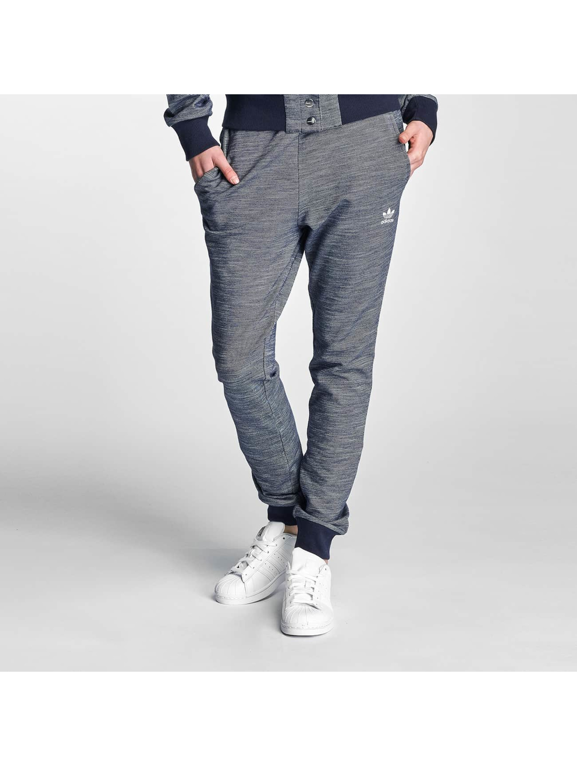 adidas tepláky Pantalon modrá