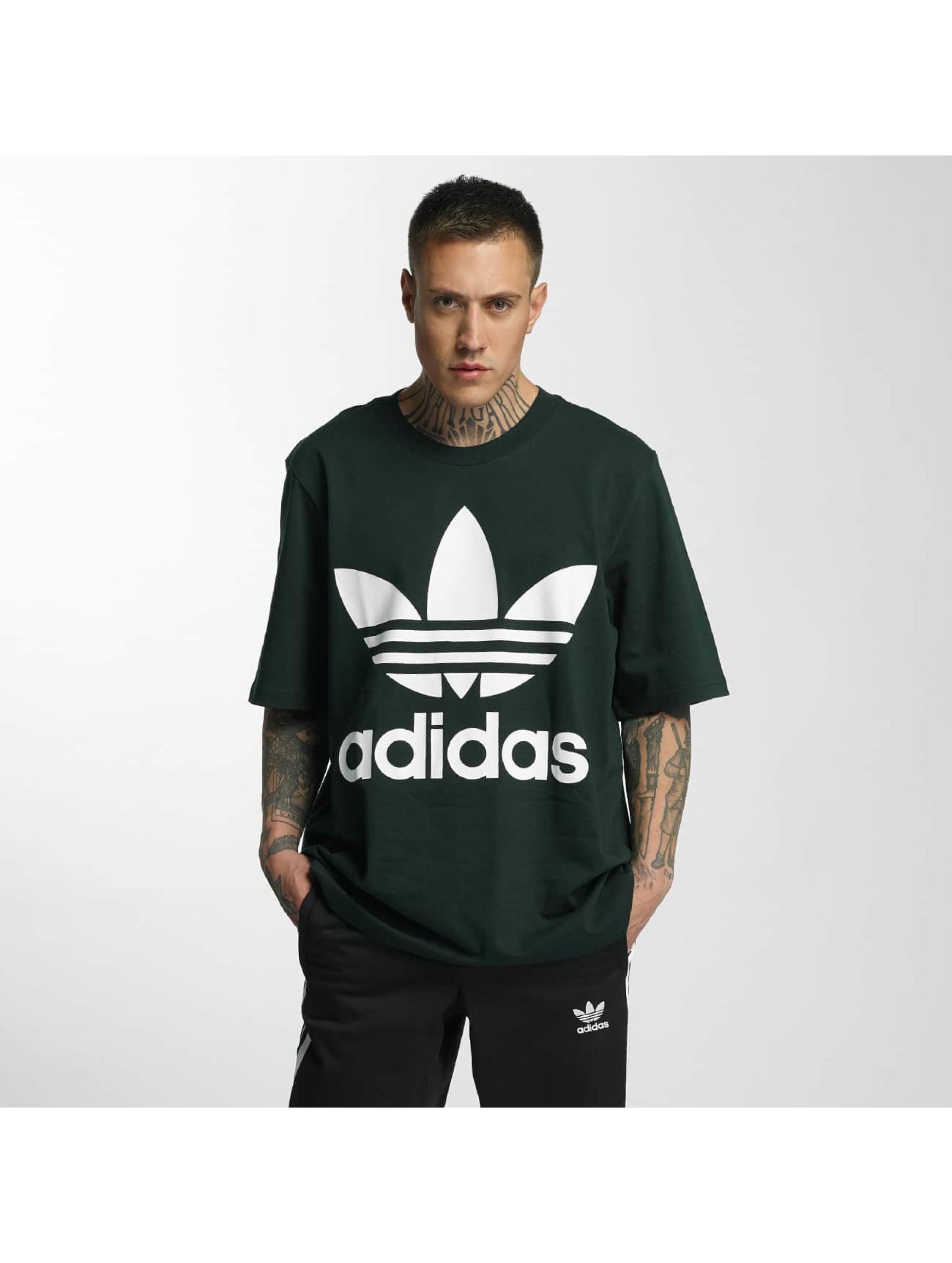 adidas Tričká AC Boxy zelená