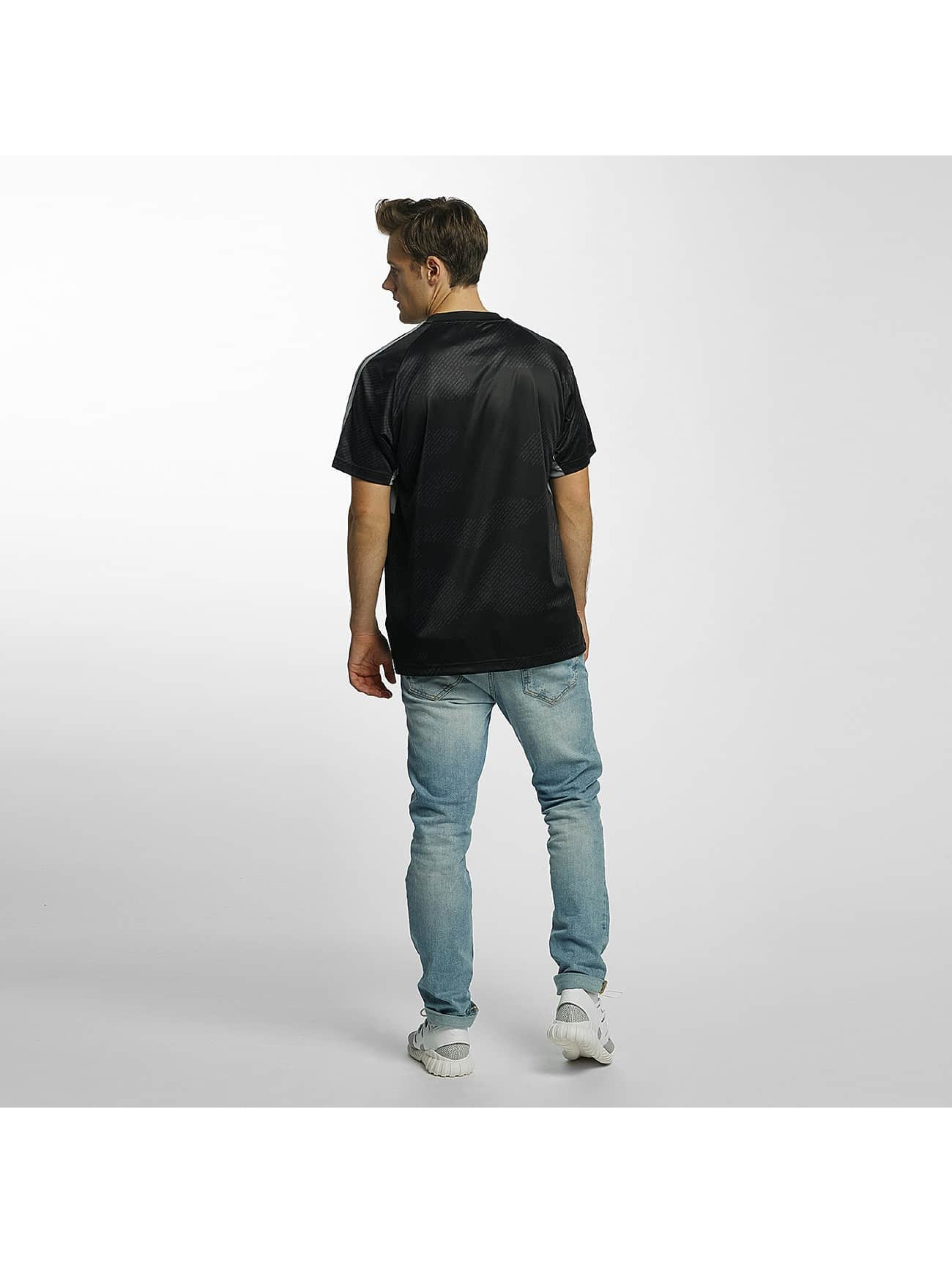 adidas Trika Jersey Word Camo čern