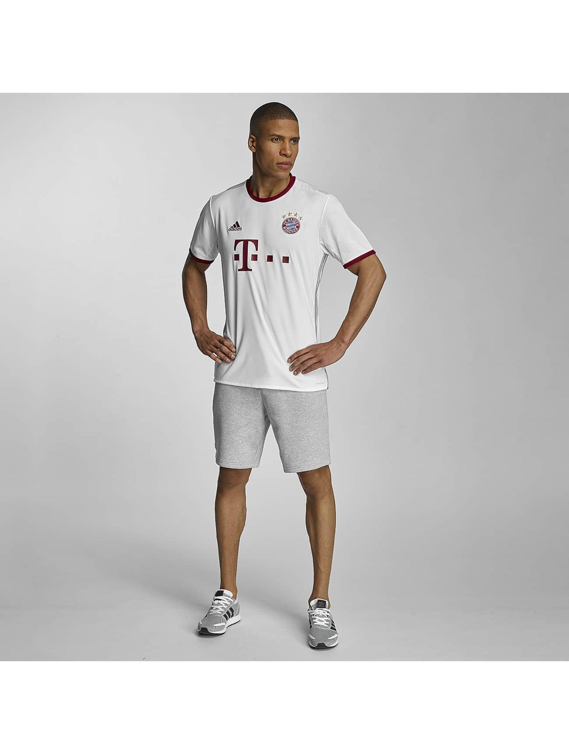 adidas Trikot FC Bayern München UCL vit