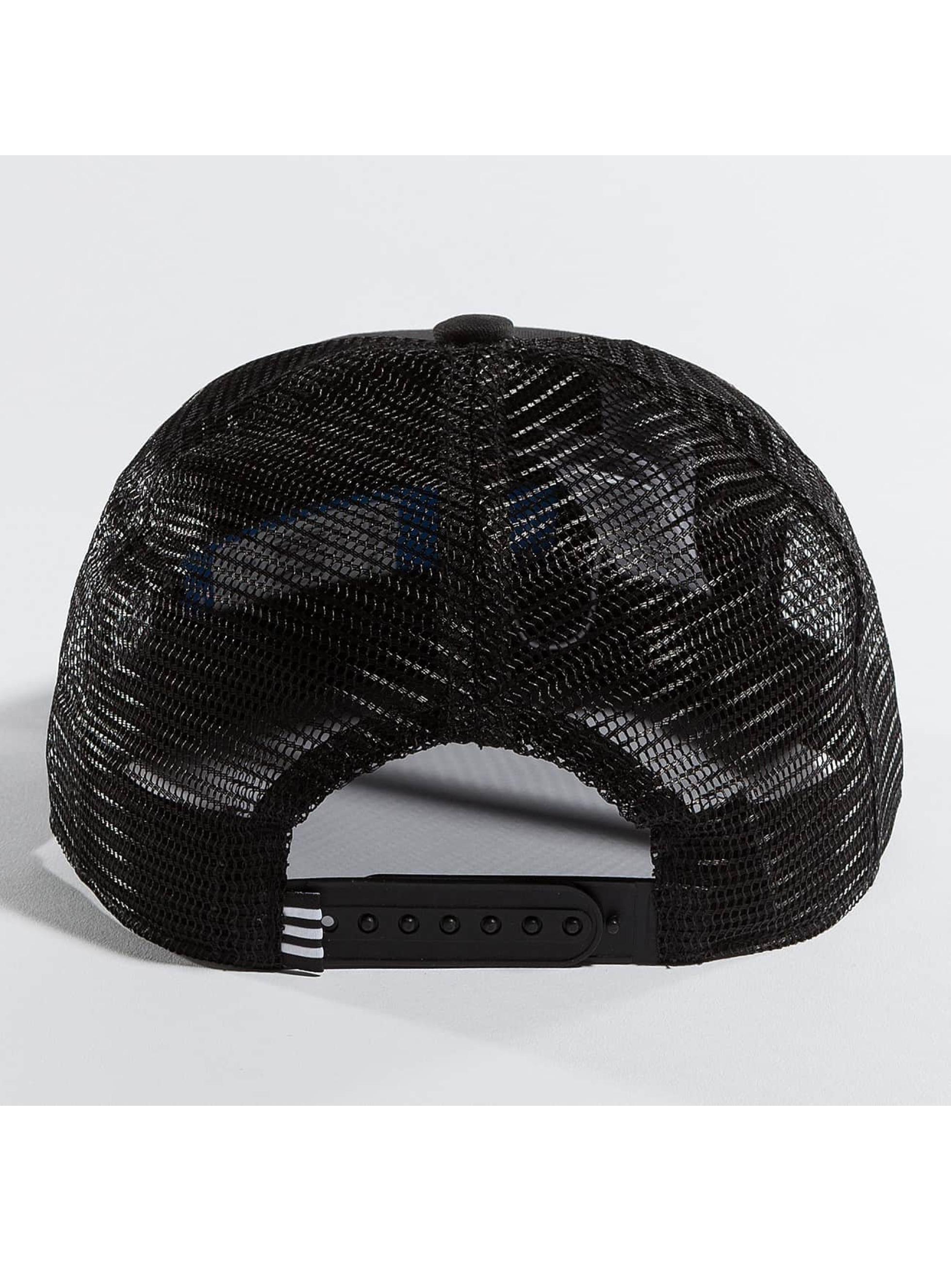 adidas Trucker Cap Trefoil schwarz