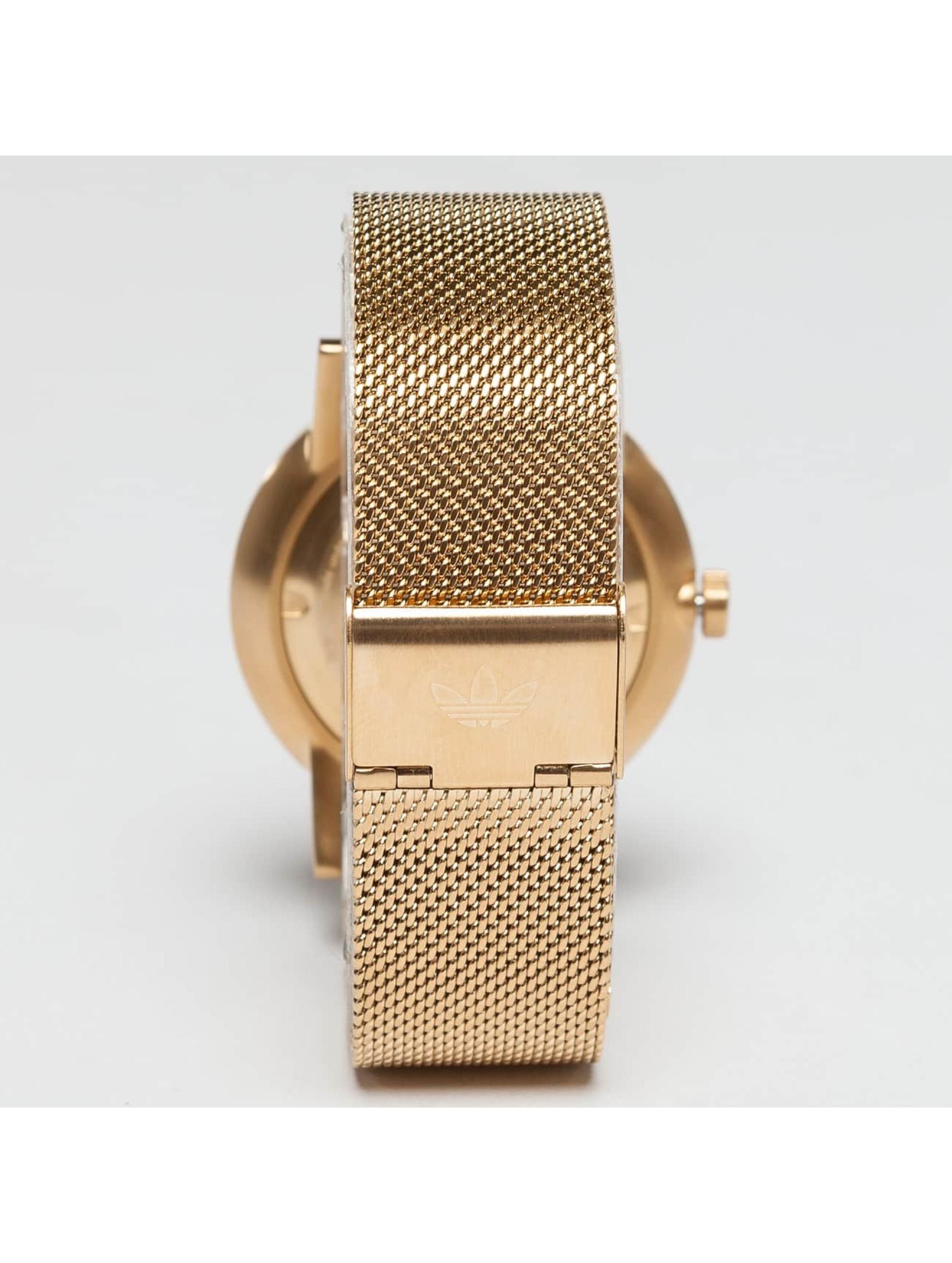 Adidas Watches Hodinky District M1 zlatá