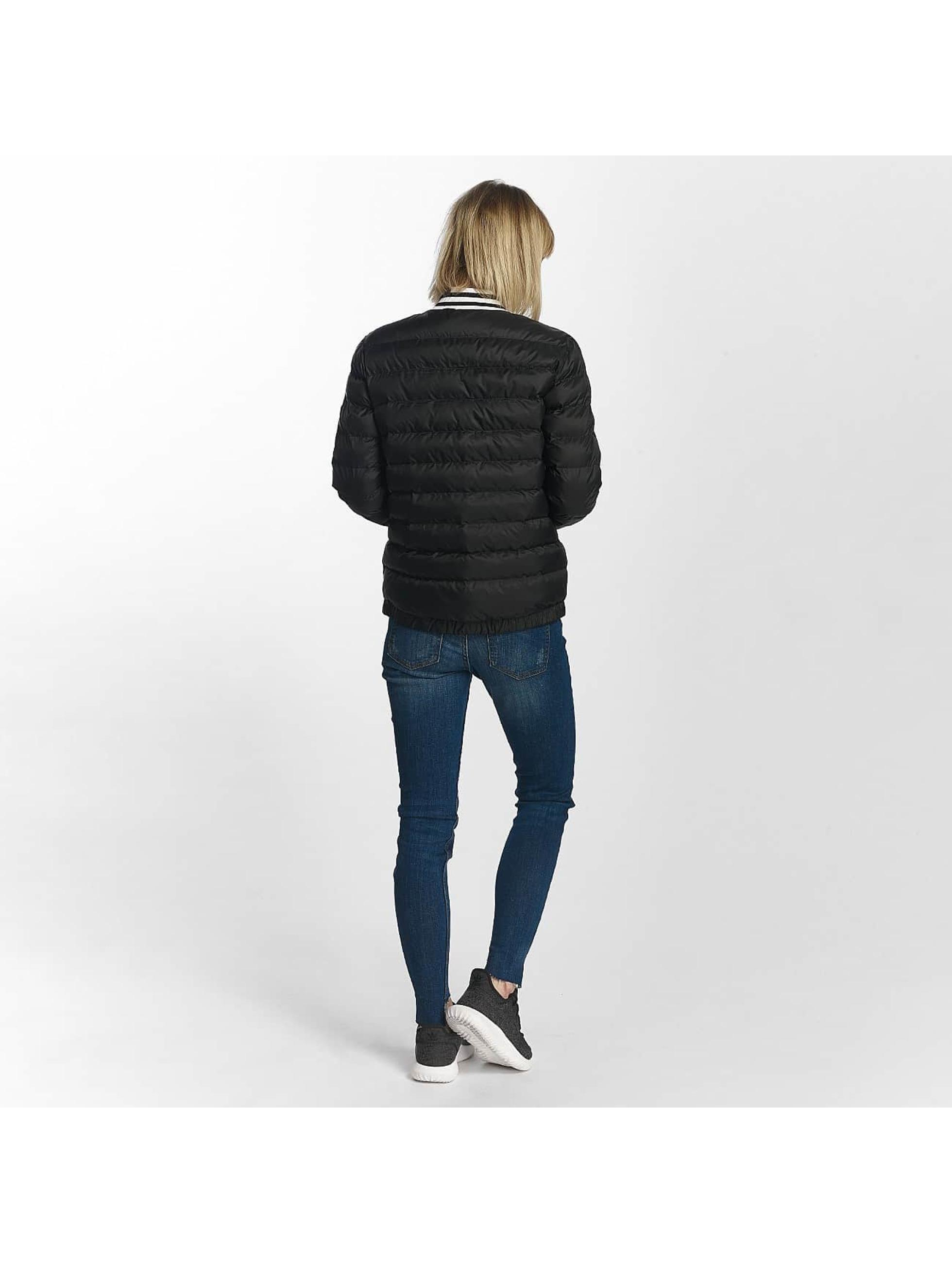 adidas Winterjacke Blouson schwarz