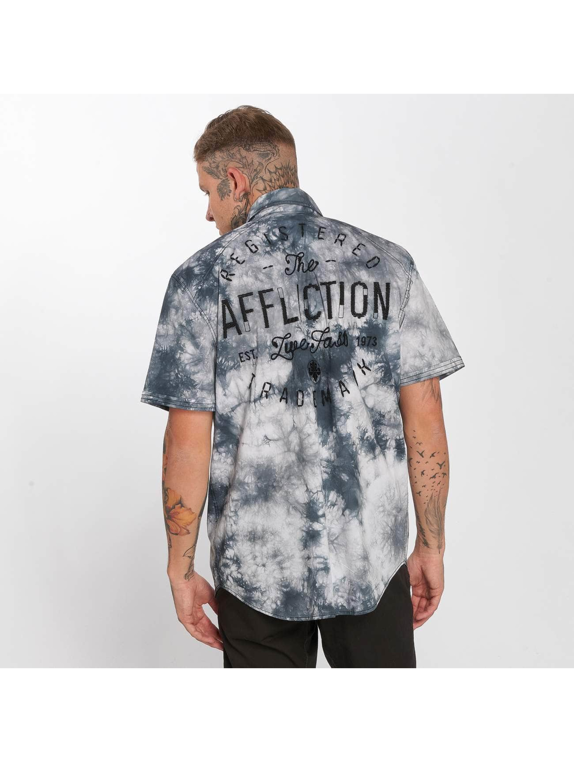 Affliction Chemise Flywheel blanc