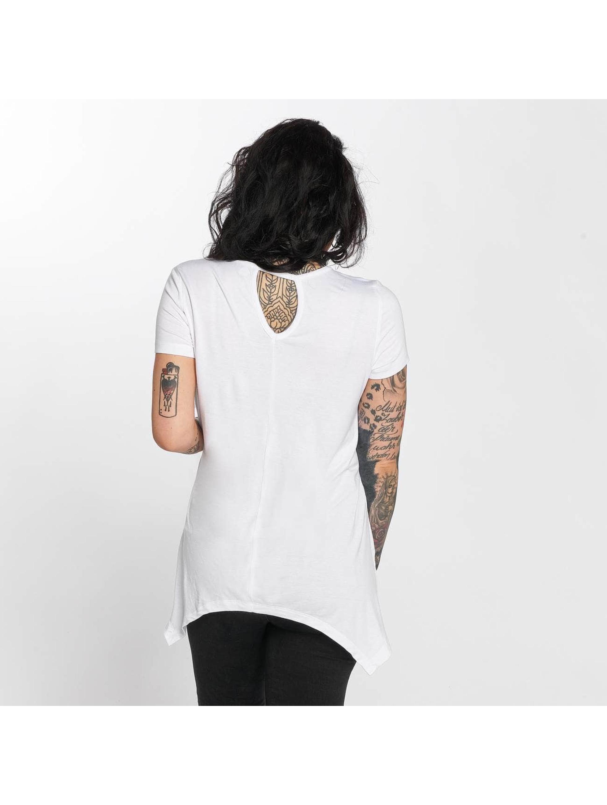 Affliction T-Shirt Ac Rock weiß